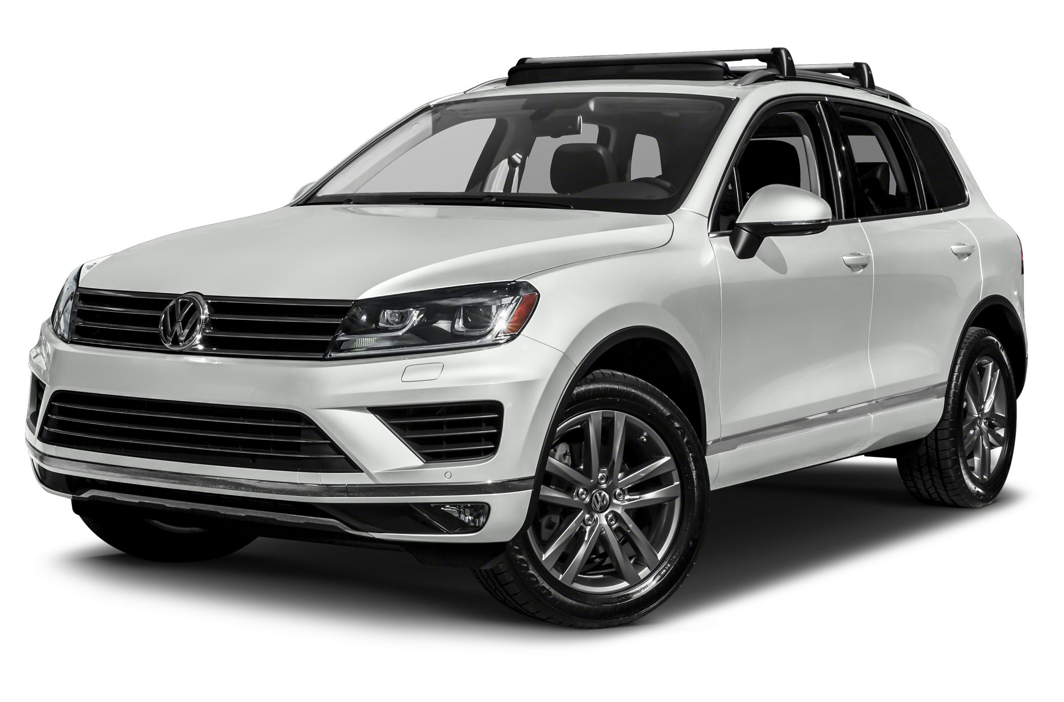 2015 Volkswagen Touareg Tdi Lux 4dr All Wheel Drive 4motion Equipment