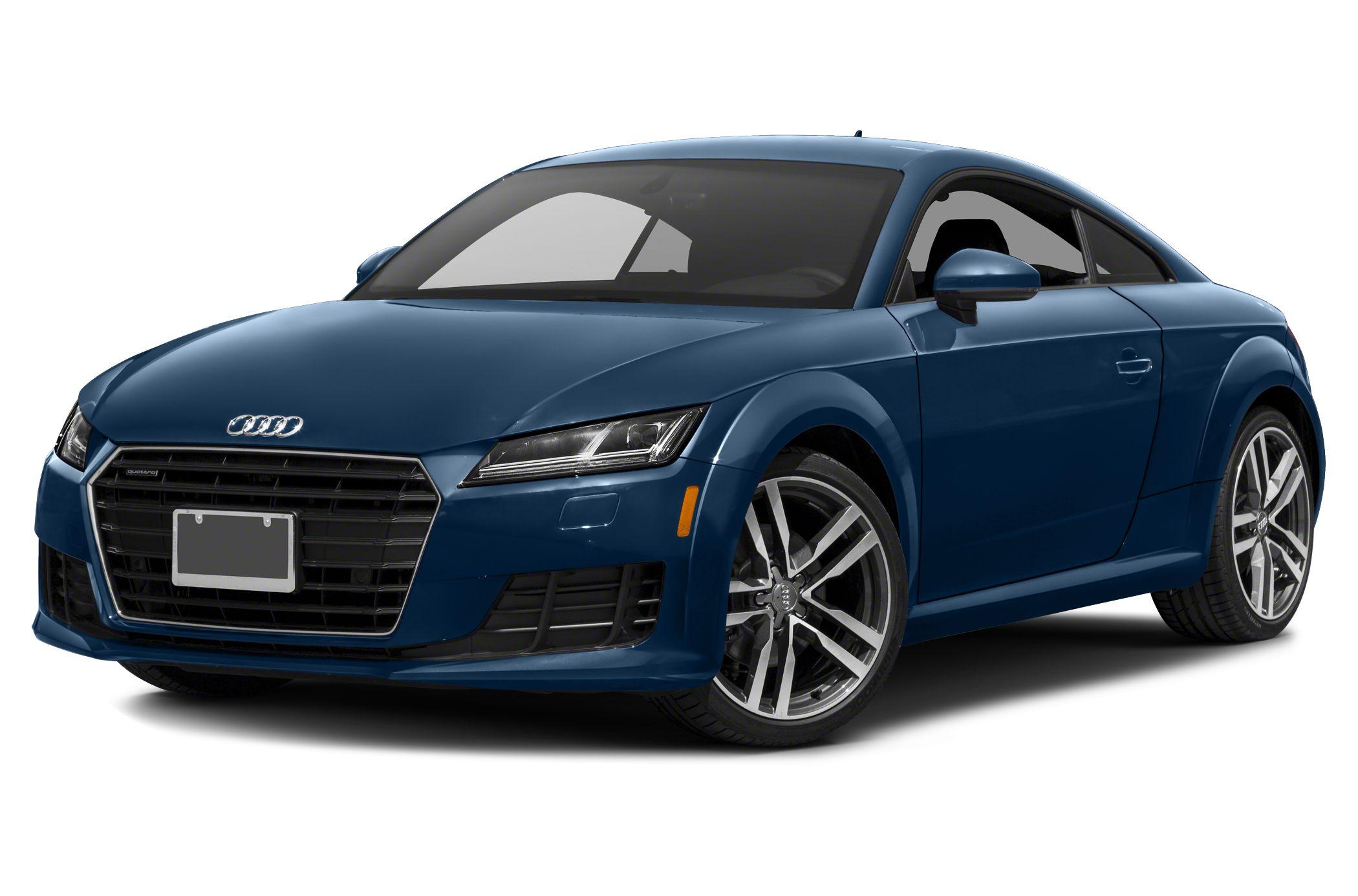 2018 audi tt 2.0t 2dr all-wheel drive quattro coupe information