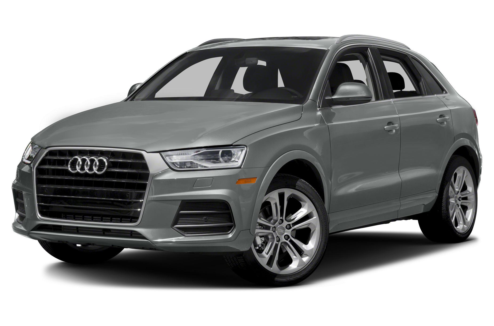 2018 Audi Q3 2.0T Premium 4dr Front-wheel Drive Sport Utility