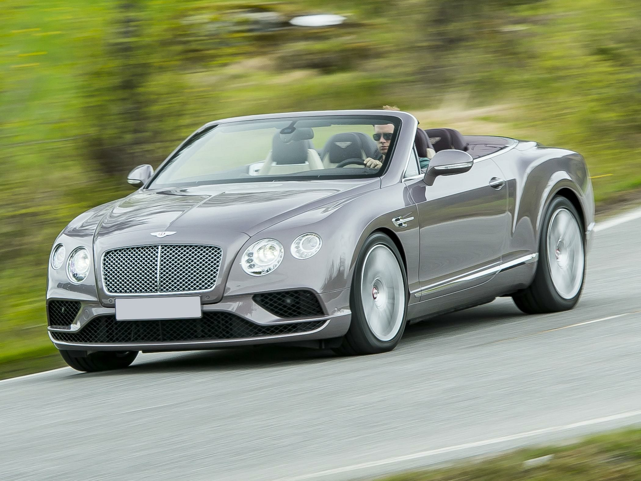 2018 Bentley Continental GT vs Other Vehicles Overview