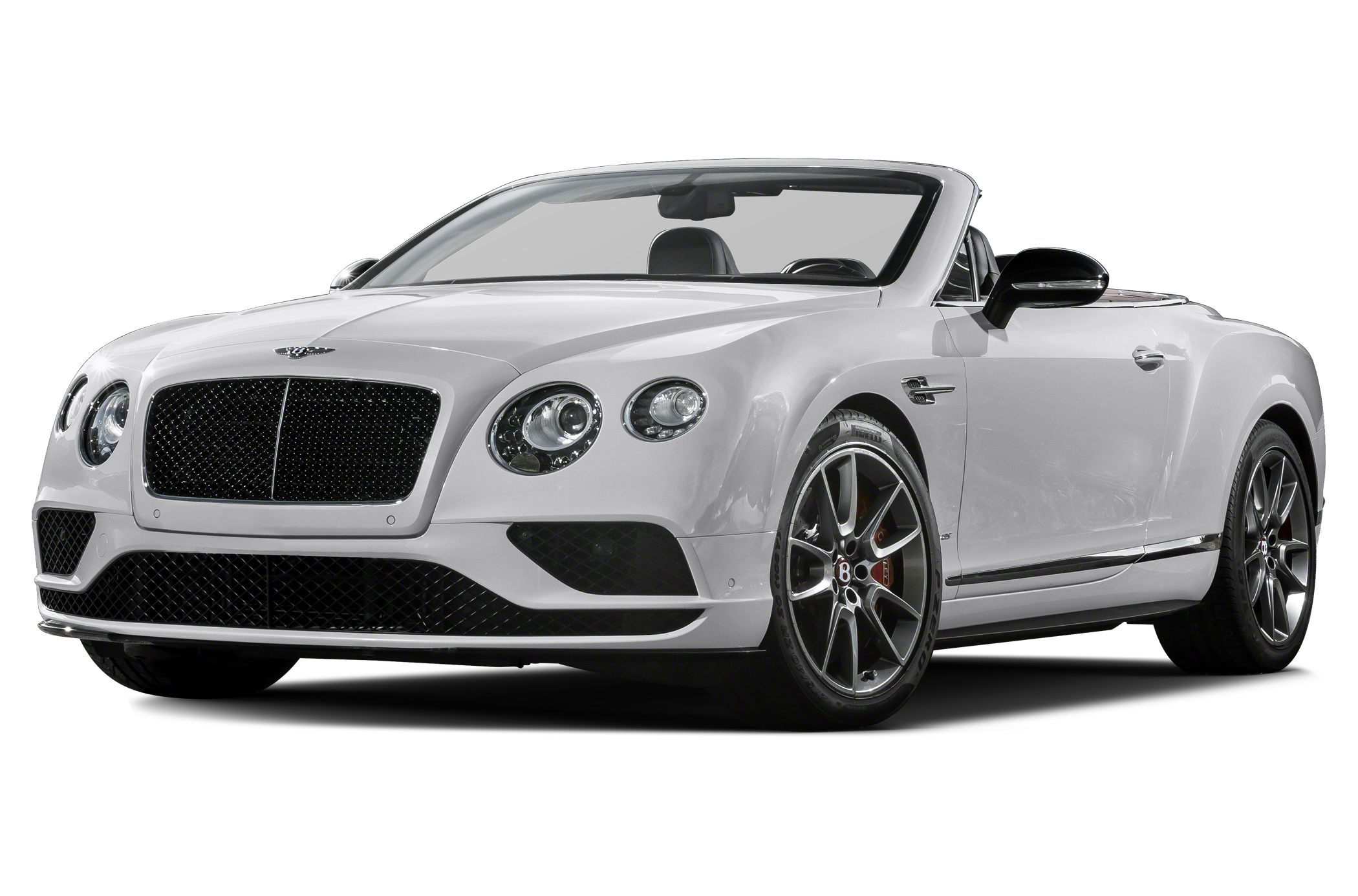 2016 Bentley Continental GT vs Other Vehicles Overview