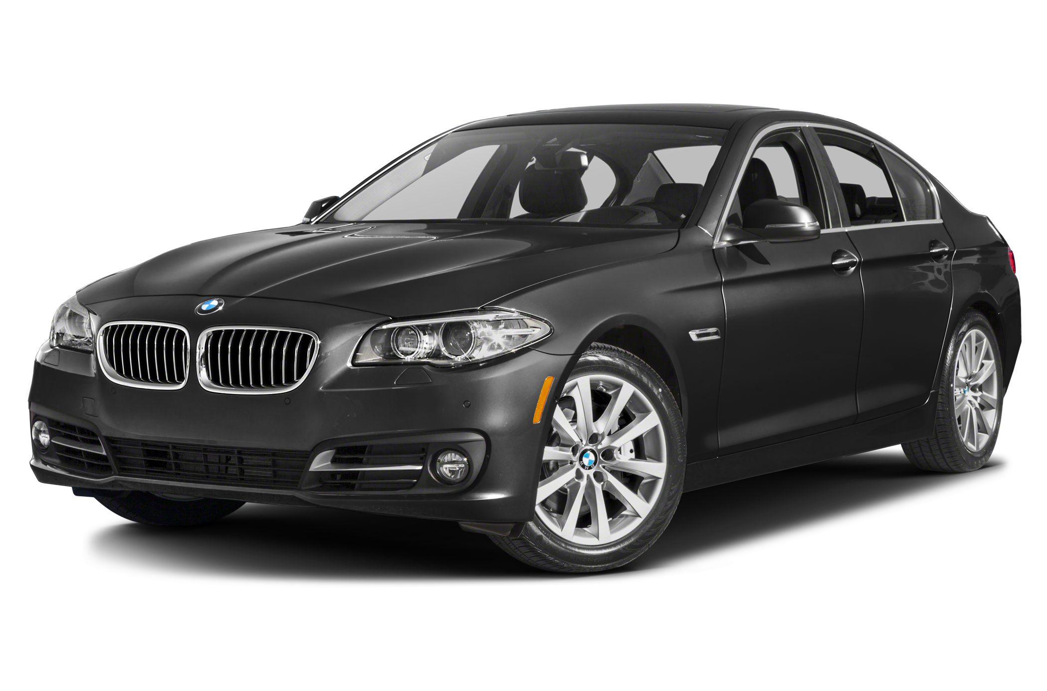 2015 BMW 535 New Car Test Drive