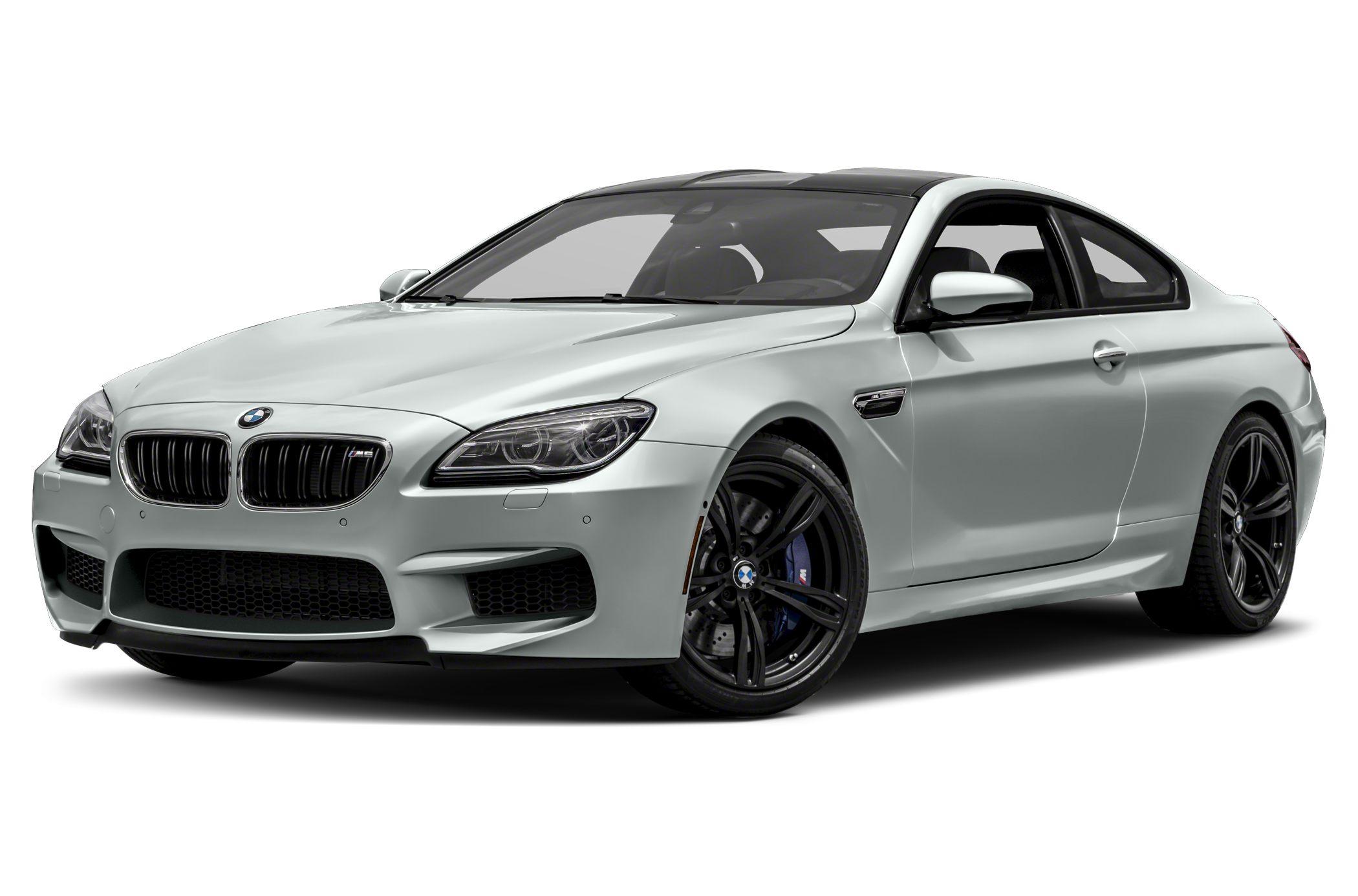 מקורי 2017 BMW M6 Information EH-69