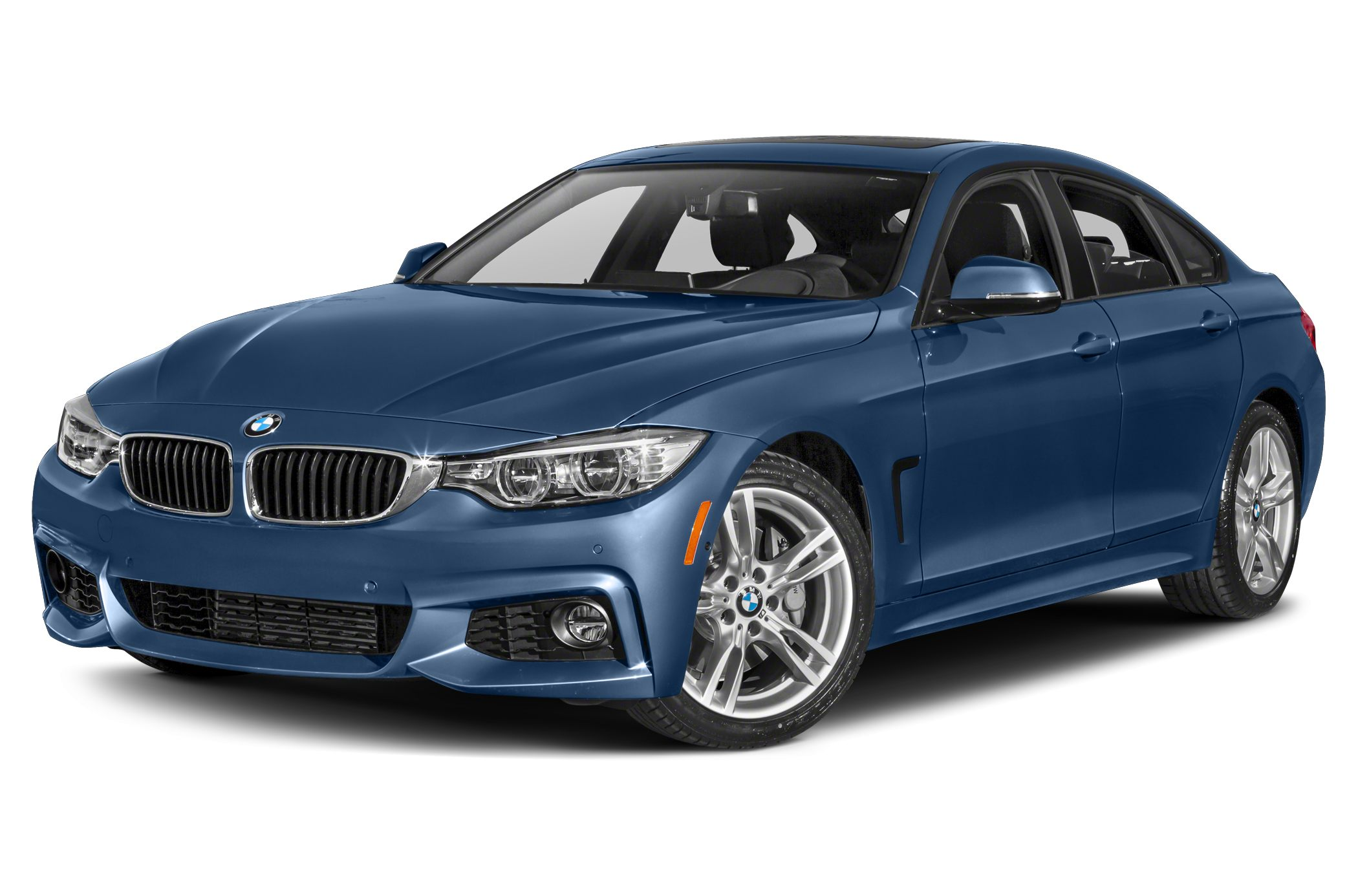 2016BMW435 Gran Coupe
