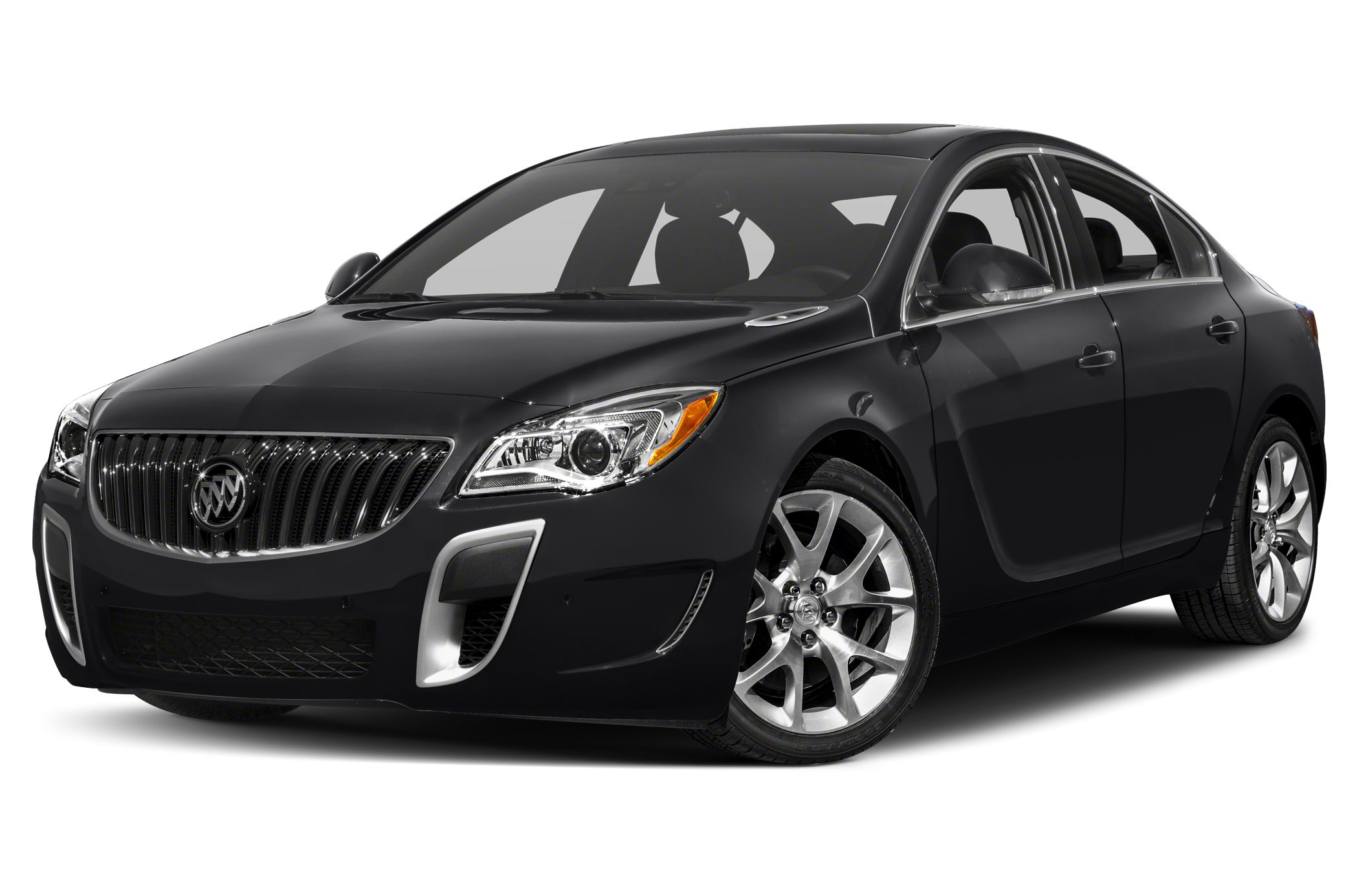 Buick Regal: Safety Belts
