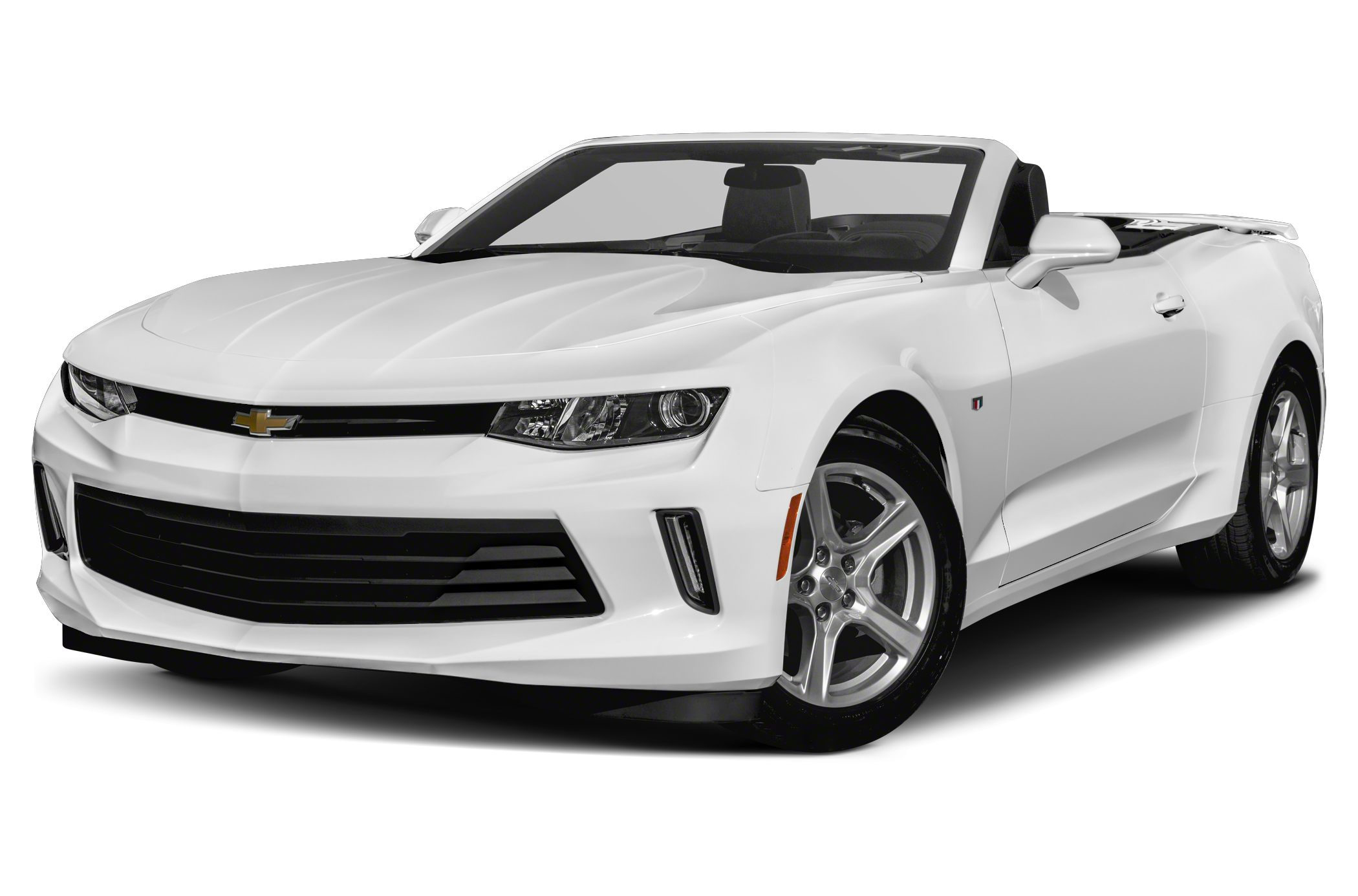 2018 Chevrolet Camaro 2LT 2dr Convertible Safety Features