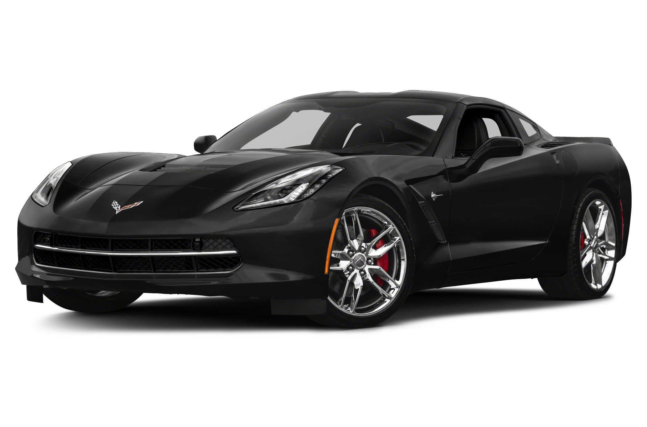2018 Chevrolet Corvette Stingray Z51 2dr Coupe