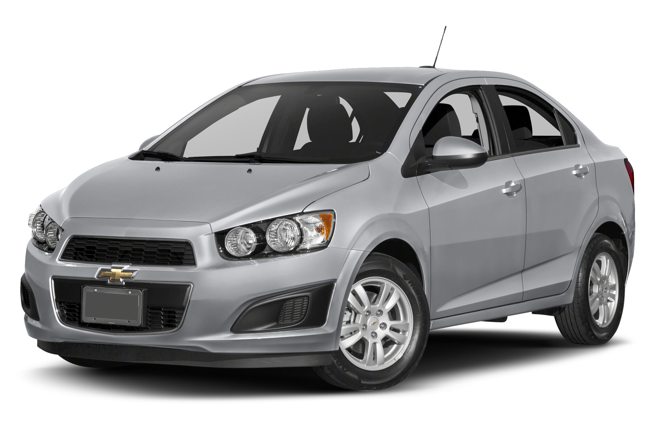 2016 Chevrolet Sonic LT Manual 4dr Sedan