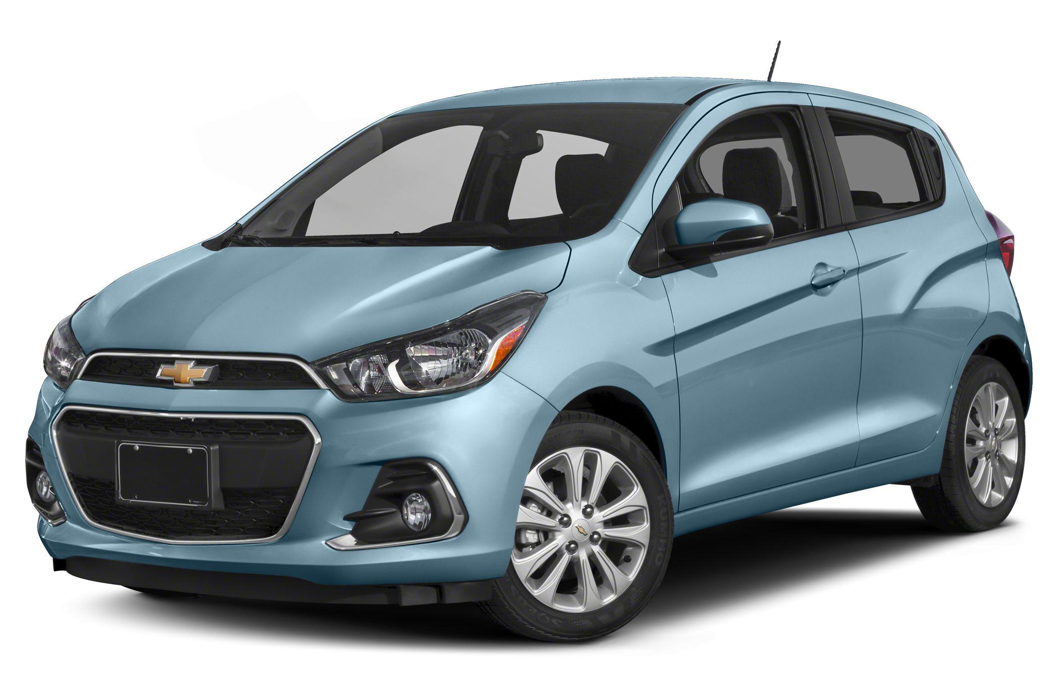 2018 Chevrolet Spark Lt W 1lt Manual 4dr Hatchback Pictures
