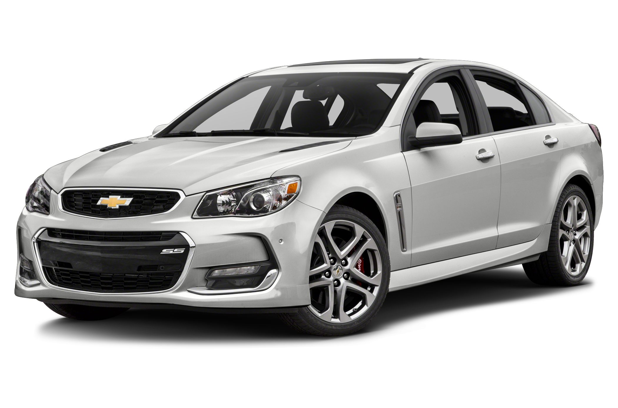 2017 SS 4-Door Sports Sedan | Chevrolet