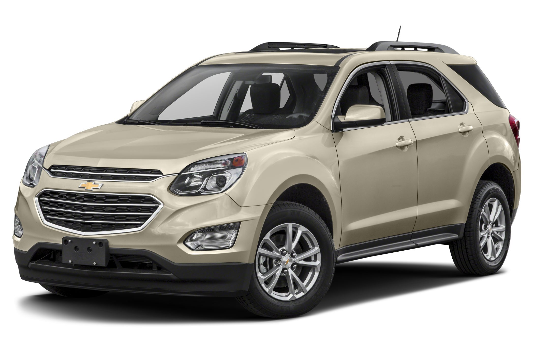 2017 Chevrolet Equinox Lt W 1lt Front