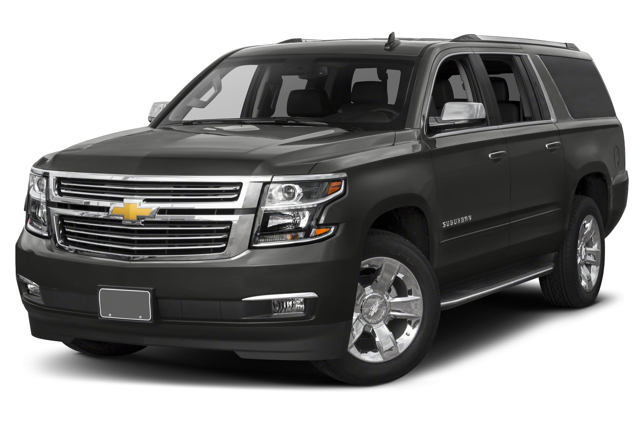 2017 Chevrolet Suburban Premier 4x4 Pricing And Options