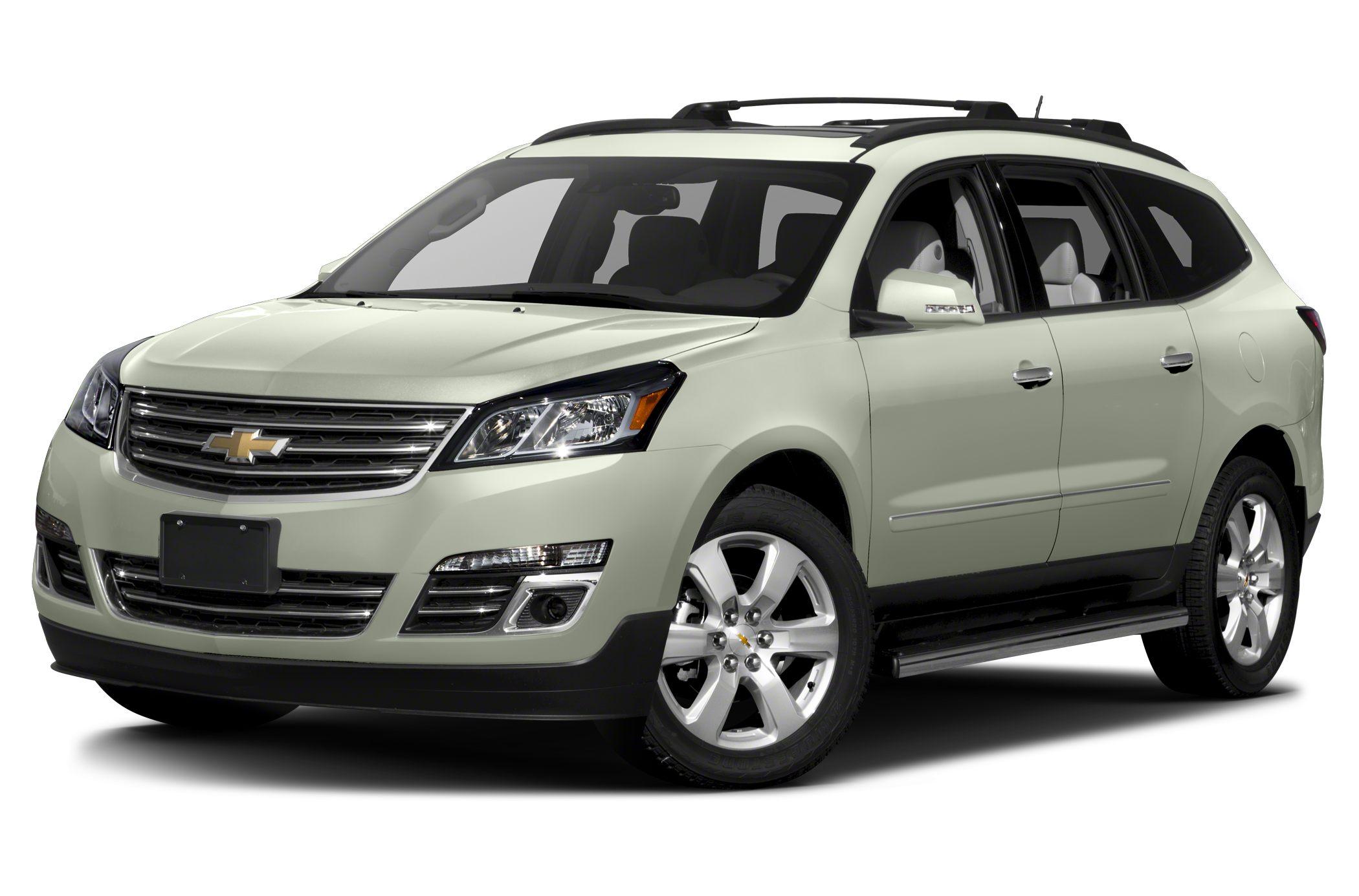 2016 Chevrolet Traverse Photos