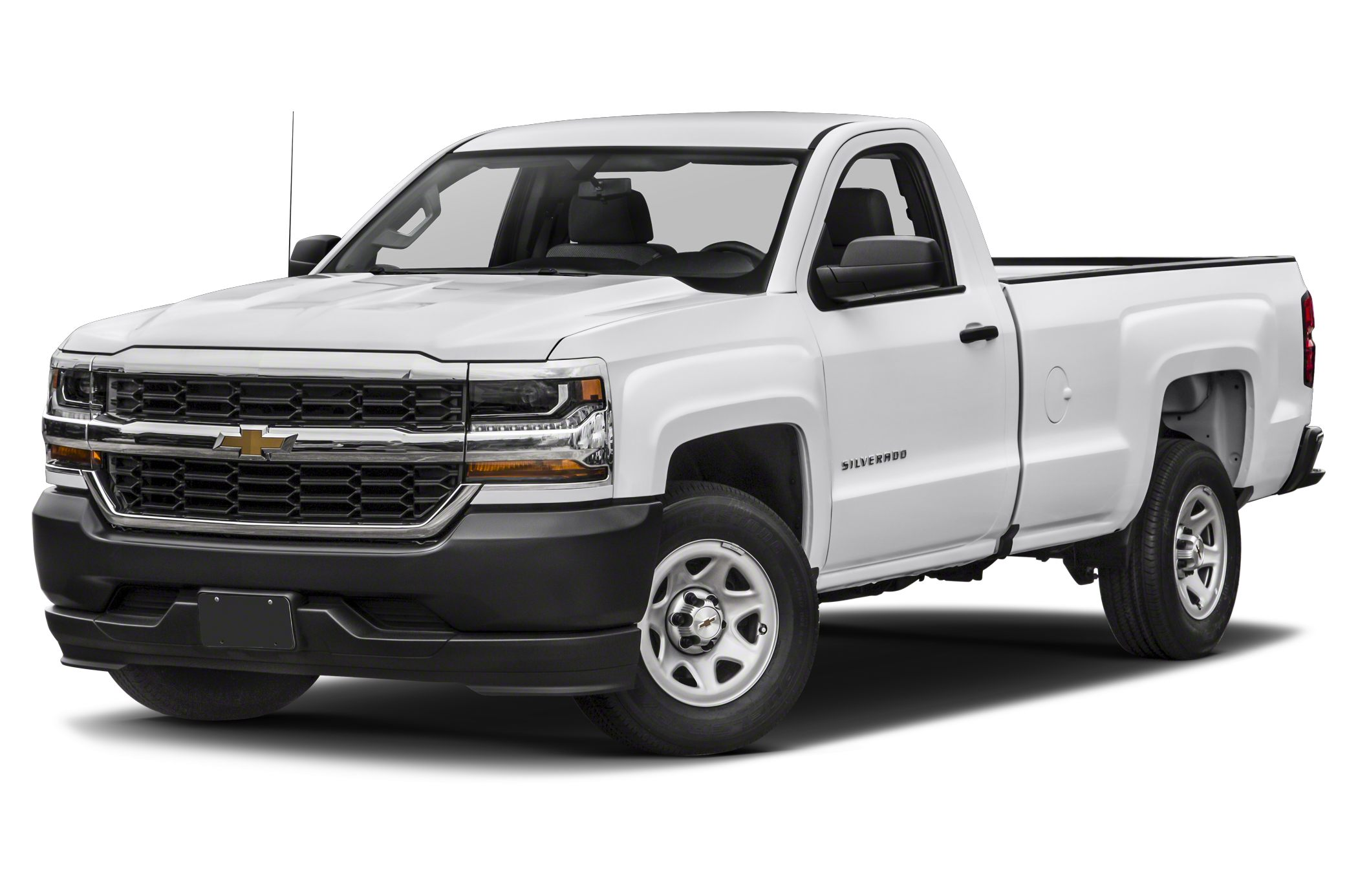2017 Chevrolet Silverado 1500 Wt 4x4 Regular Cab 6 6 Ft Box 119 In Wb Pictures