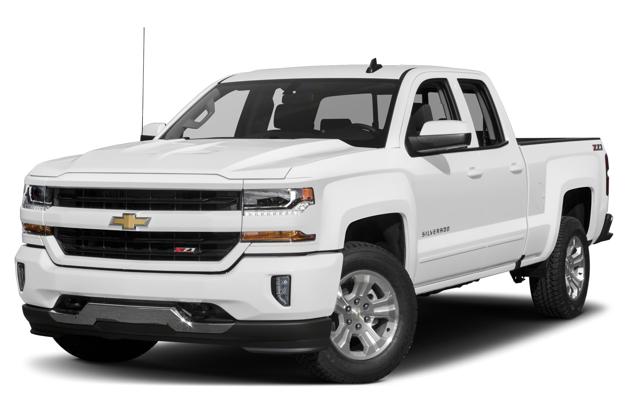 2019 Chevrolet Silverado 1500 LD LT w/2LT 4x4 Double Cab 6.6 ft. box 143.5 in. WB