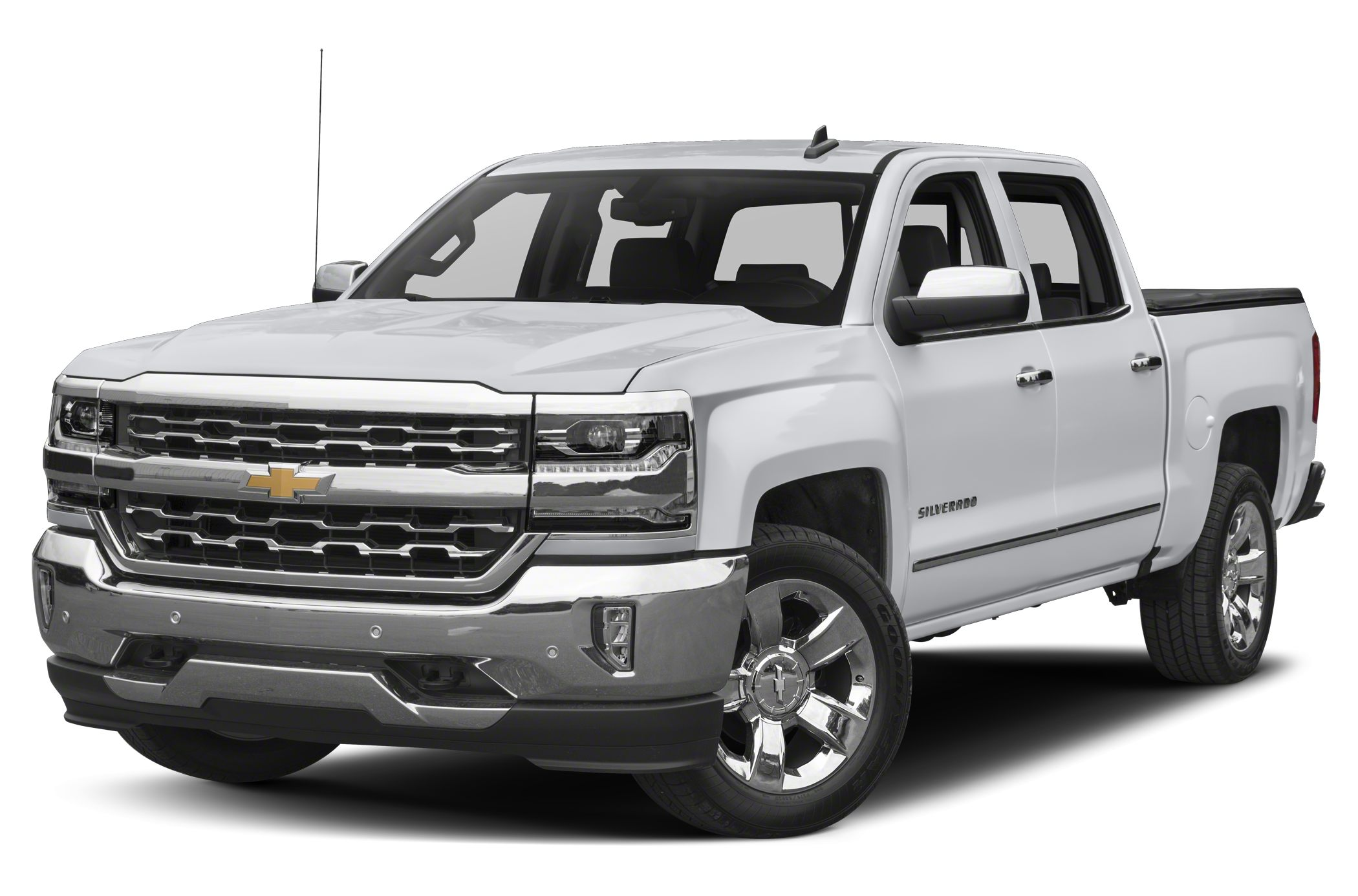 2017 Chevrolet Silverado 1500 Ltz W 1lz 4x2 Crew Cab 5 75 Ft Box 143 In Wb Specs And Prices