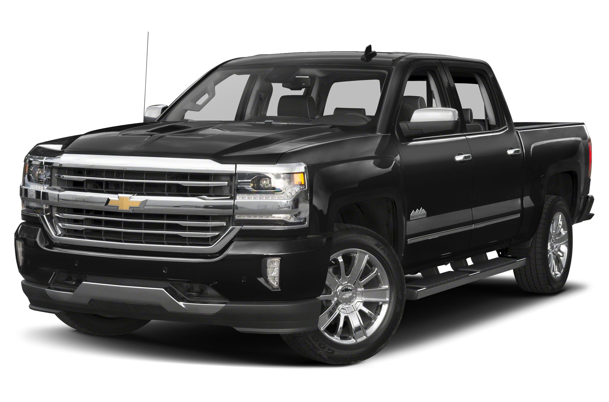2018 Chevrolet Silverado 1500 High Country 4x4 Crew Cab 6.6 ft. box 153 in. WB