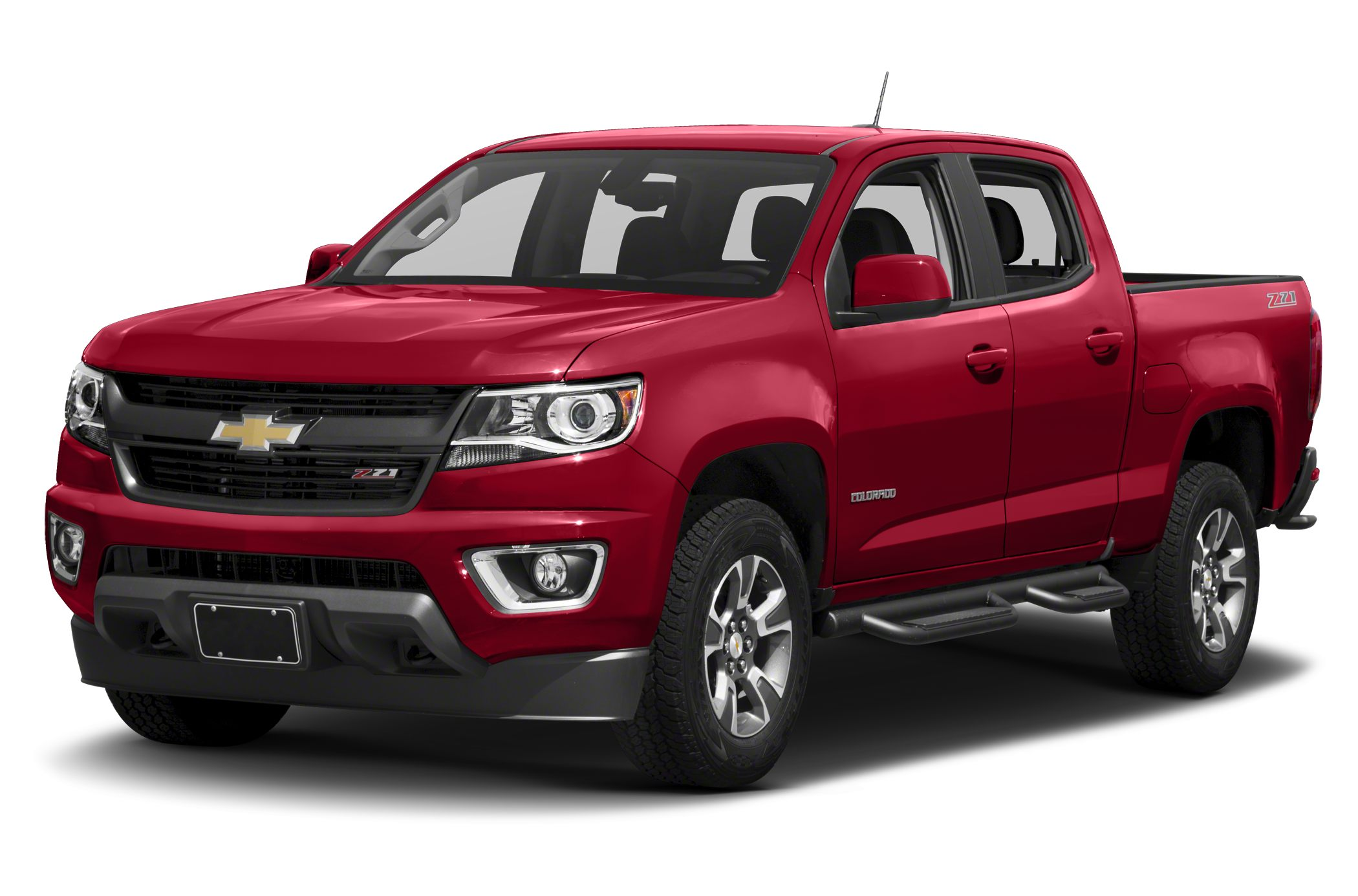 2018 Chevrolet Colorado Z71 4x2 Crew Cab 5 Ft Box 128 3 In Wb Specs And Prices