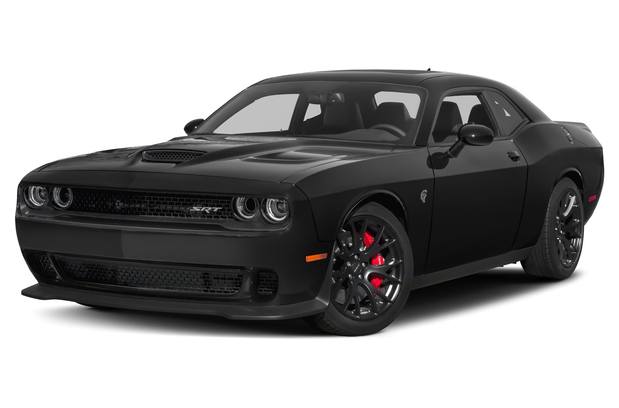 2016 Dodge Challenger SRT Hellcat 2dr Coupe Pricing and Options