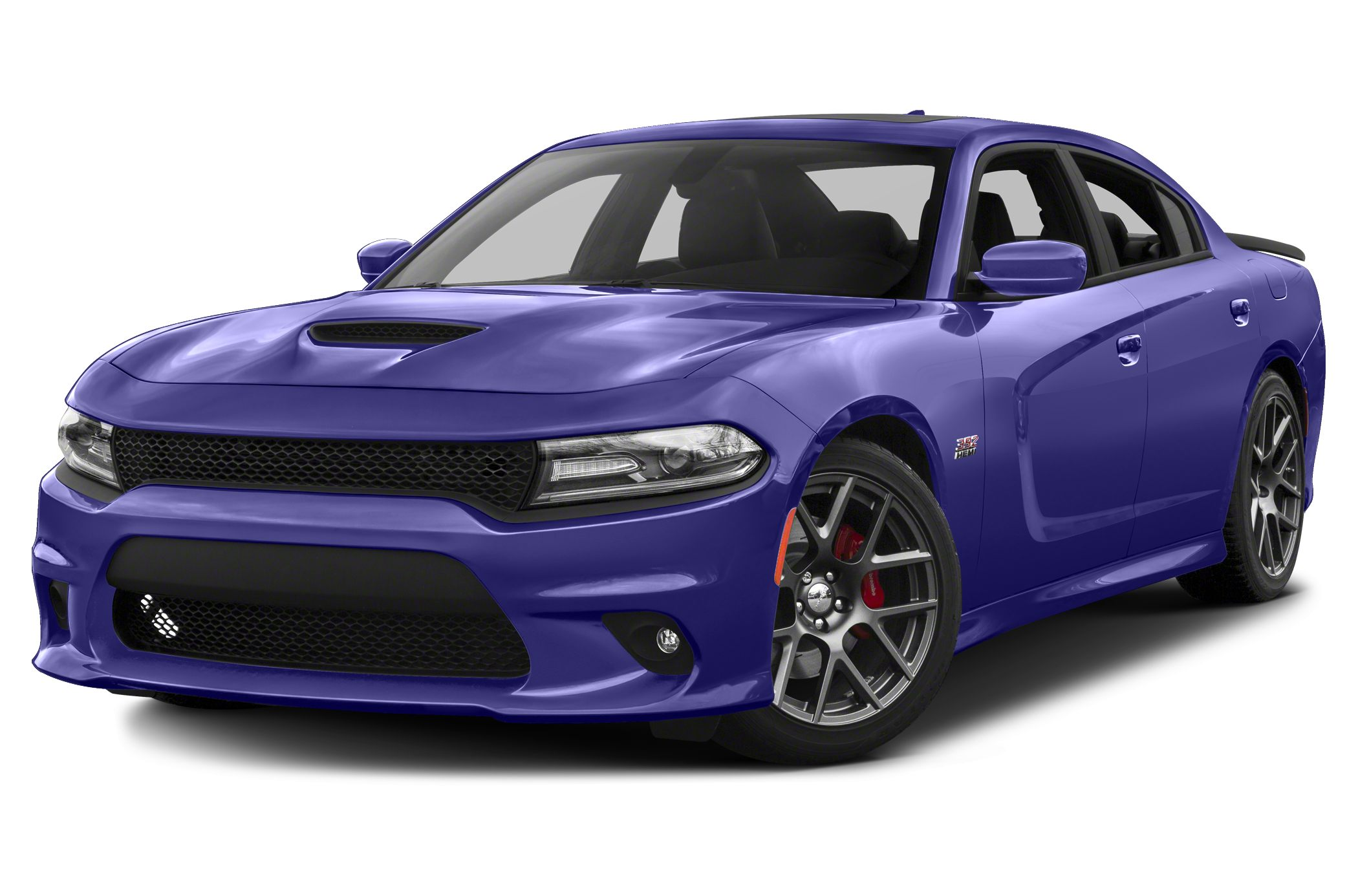 2018 Dodge Charger R/T 392 4dr Rear-wheel Drive Sedan