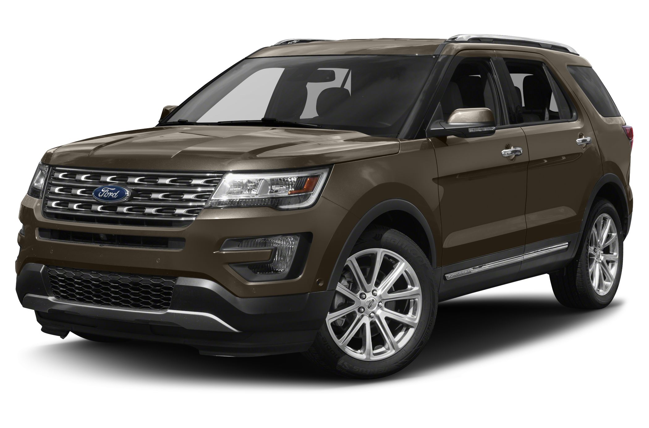 Limited 4dr 4x4 2017 Ford Explorer Photos