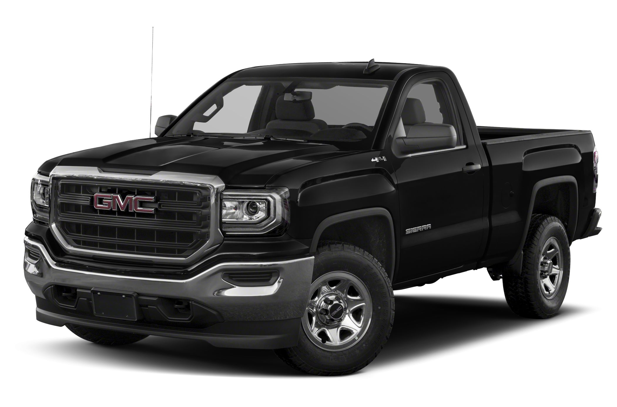 2017 Gmc Sierra 1500 Pricing And Specs