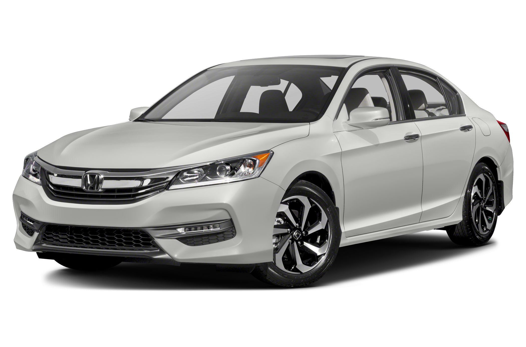 Honda Accord Ex L >> 2016 Honda Accord Ex L V 6 4dr Sedan Pictures