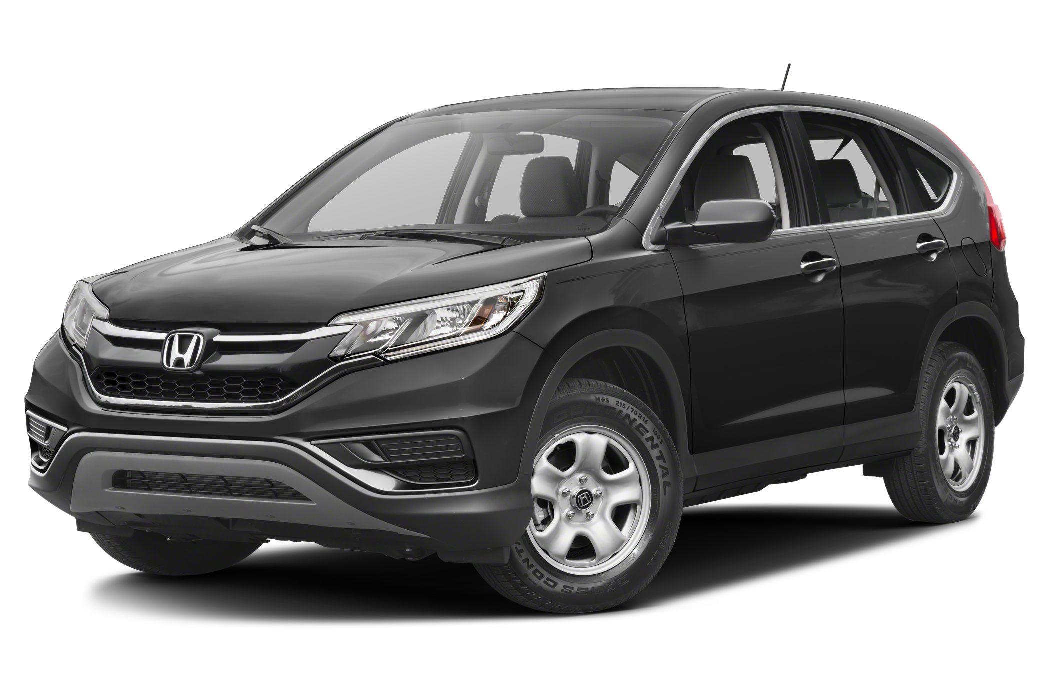 2016 Honda Cr V Photos