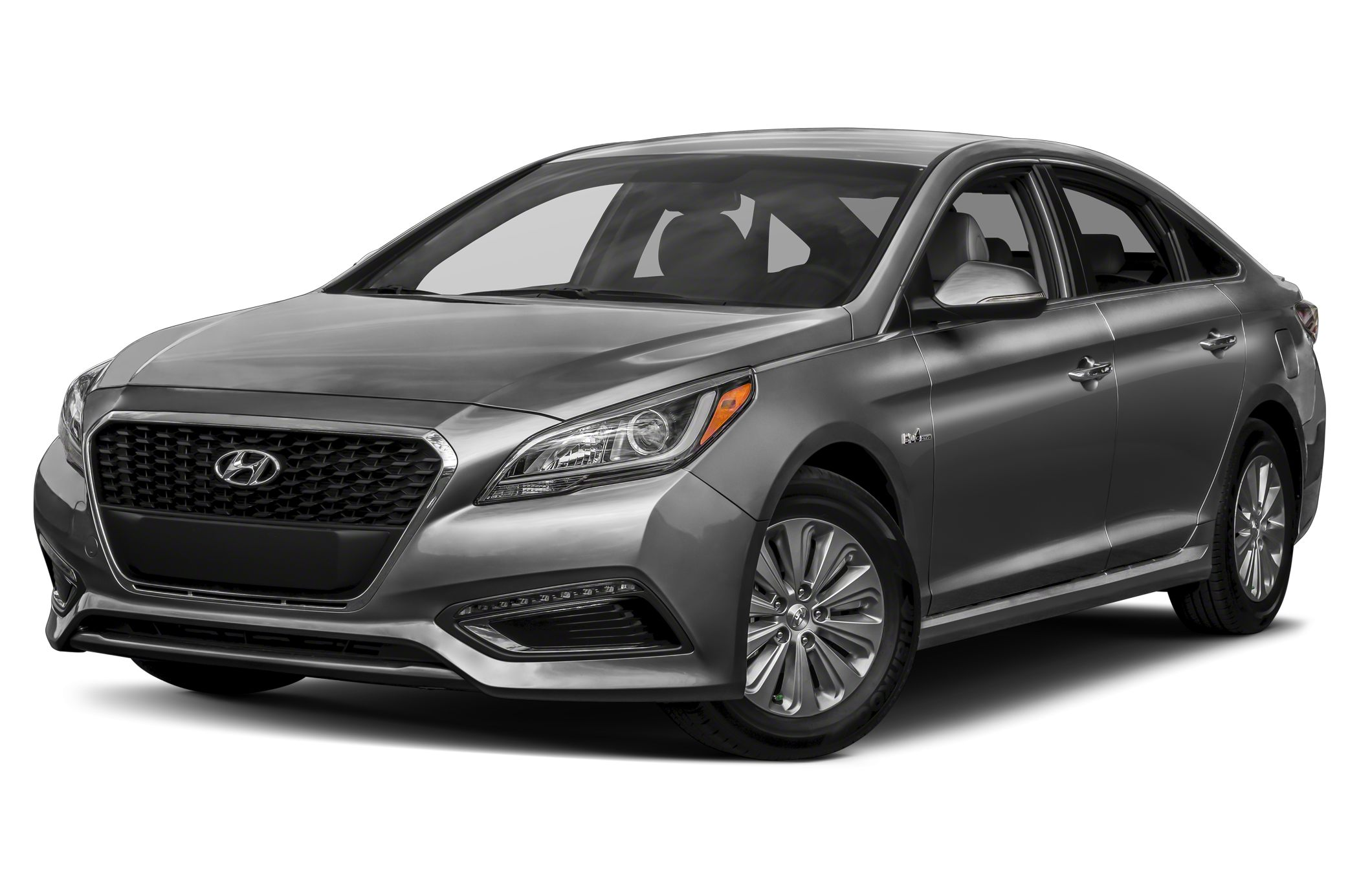Se 4dr Sedan 2017 Hyundai Sonata Hybrid Photos