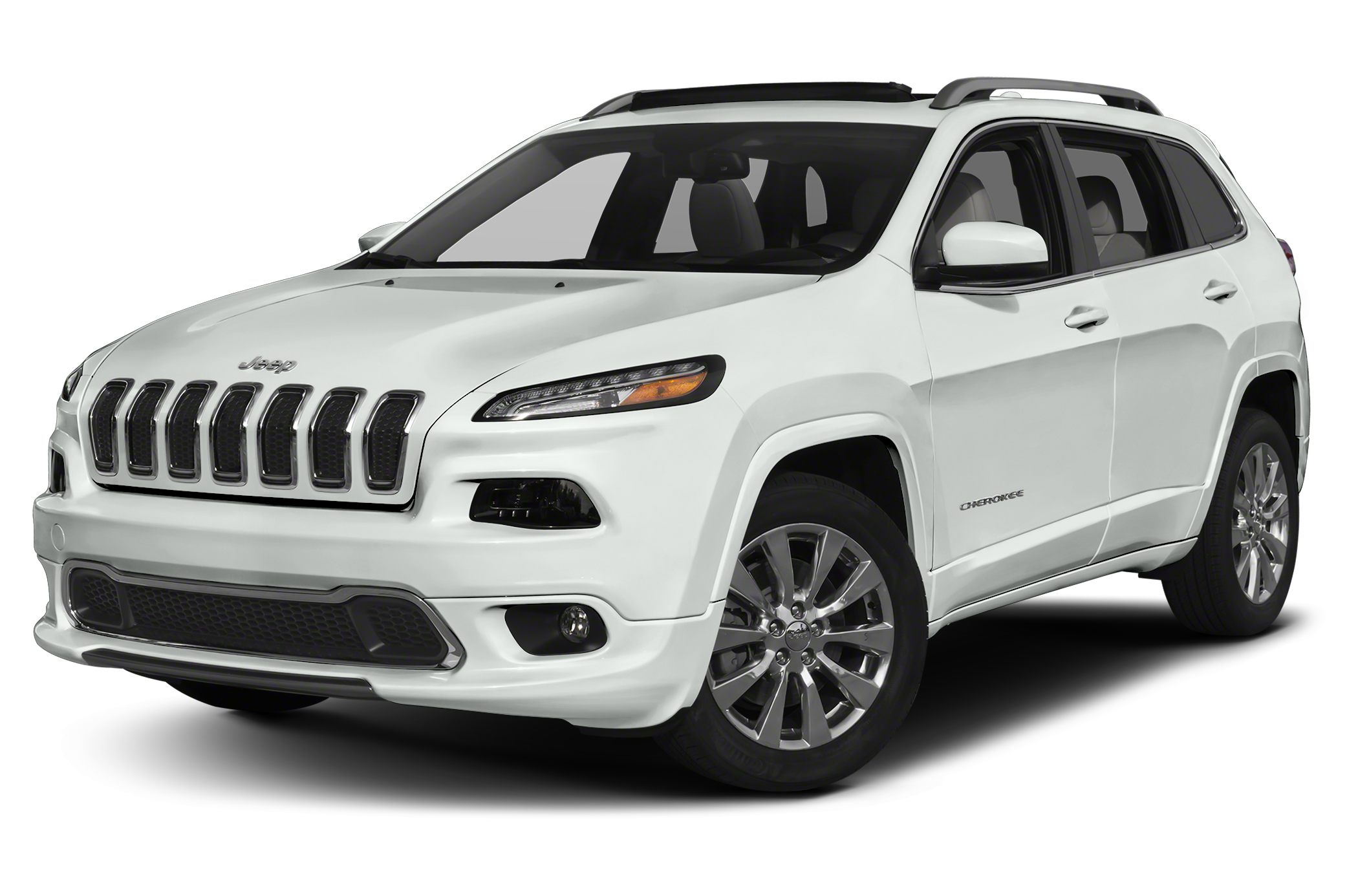 2018 Jeep Cherokee Overland 4dr 4x4