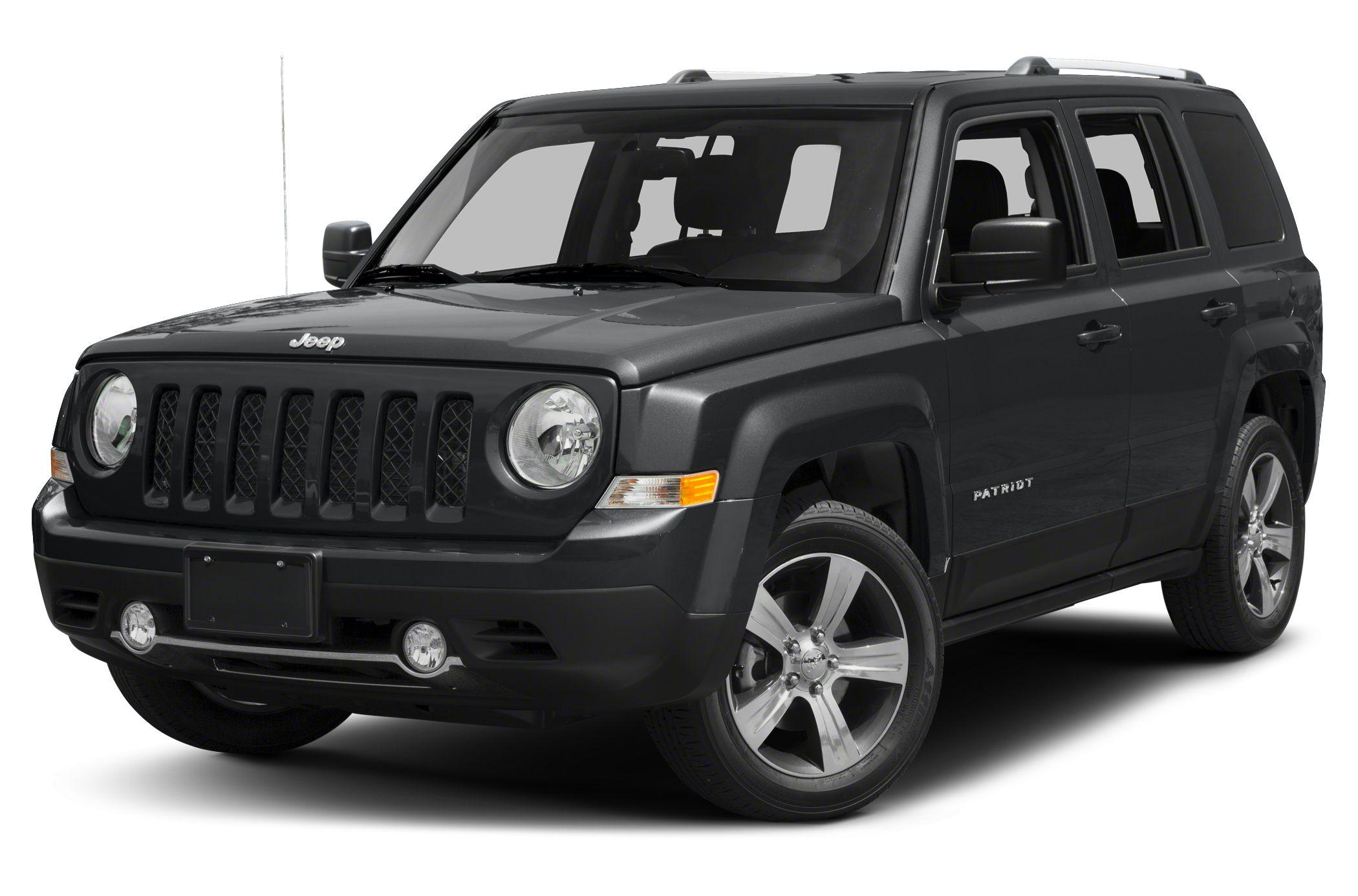 2015 Jeep Patriot Latitude 4×4