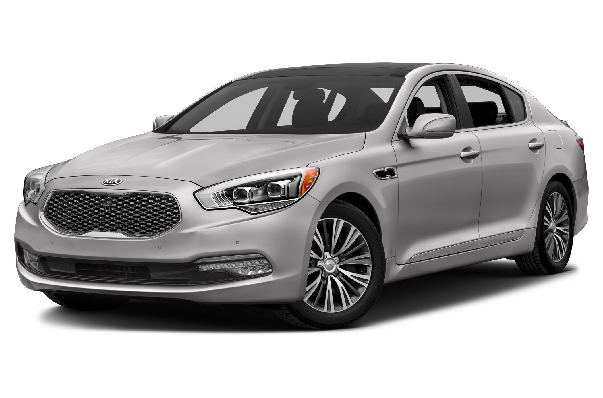 Kia K900 looks, sounds snarly with forced induction in SEMA preview