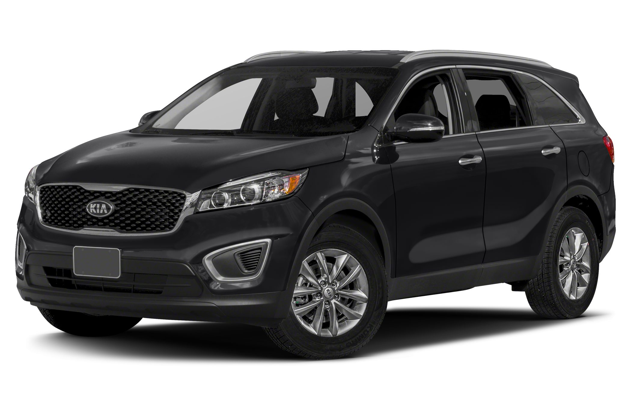 2016 Kia Sorento Trailer Hitch