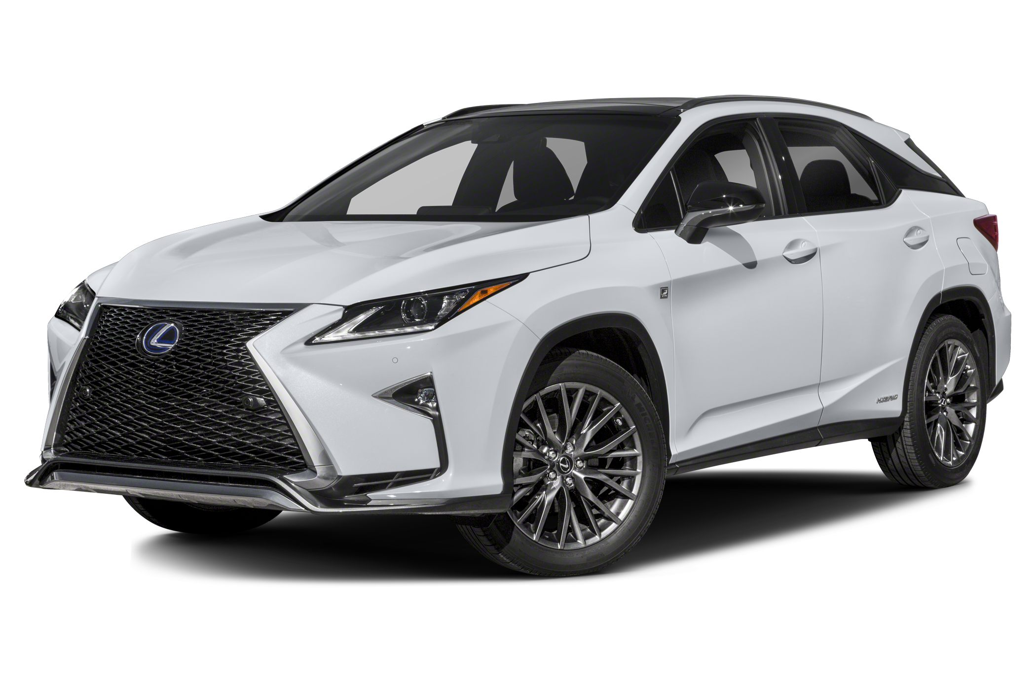 F Sport 4dr All Wheel Drive 2016 Lexus Rx 450h For