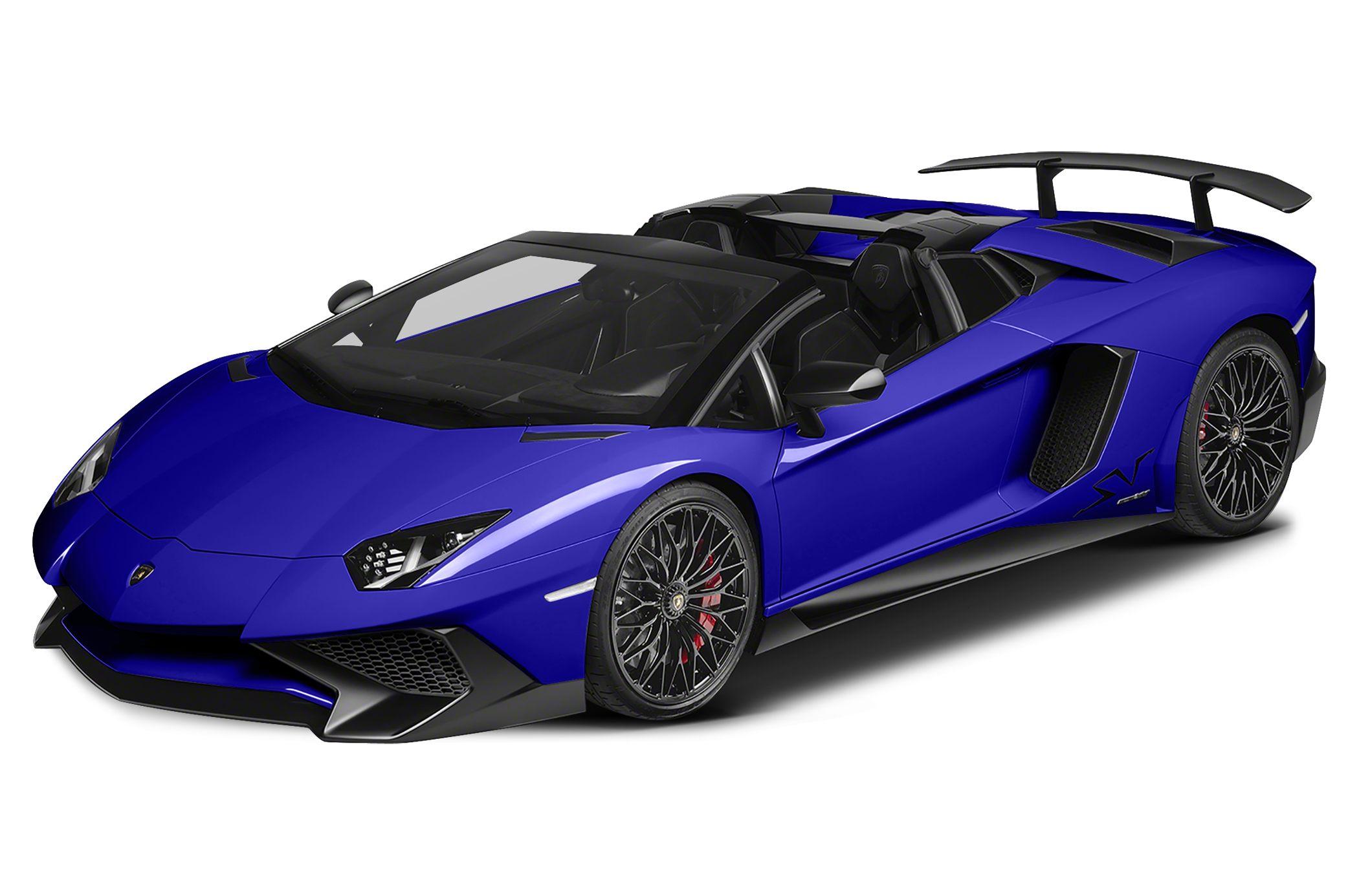2016 Lamborghini Aventador LP750 4 Superveloce 2dr All wheel Drive