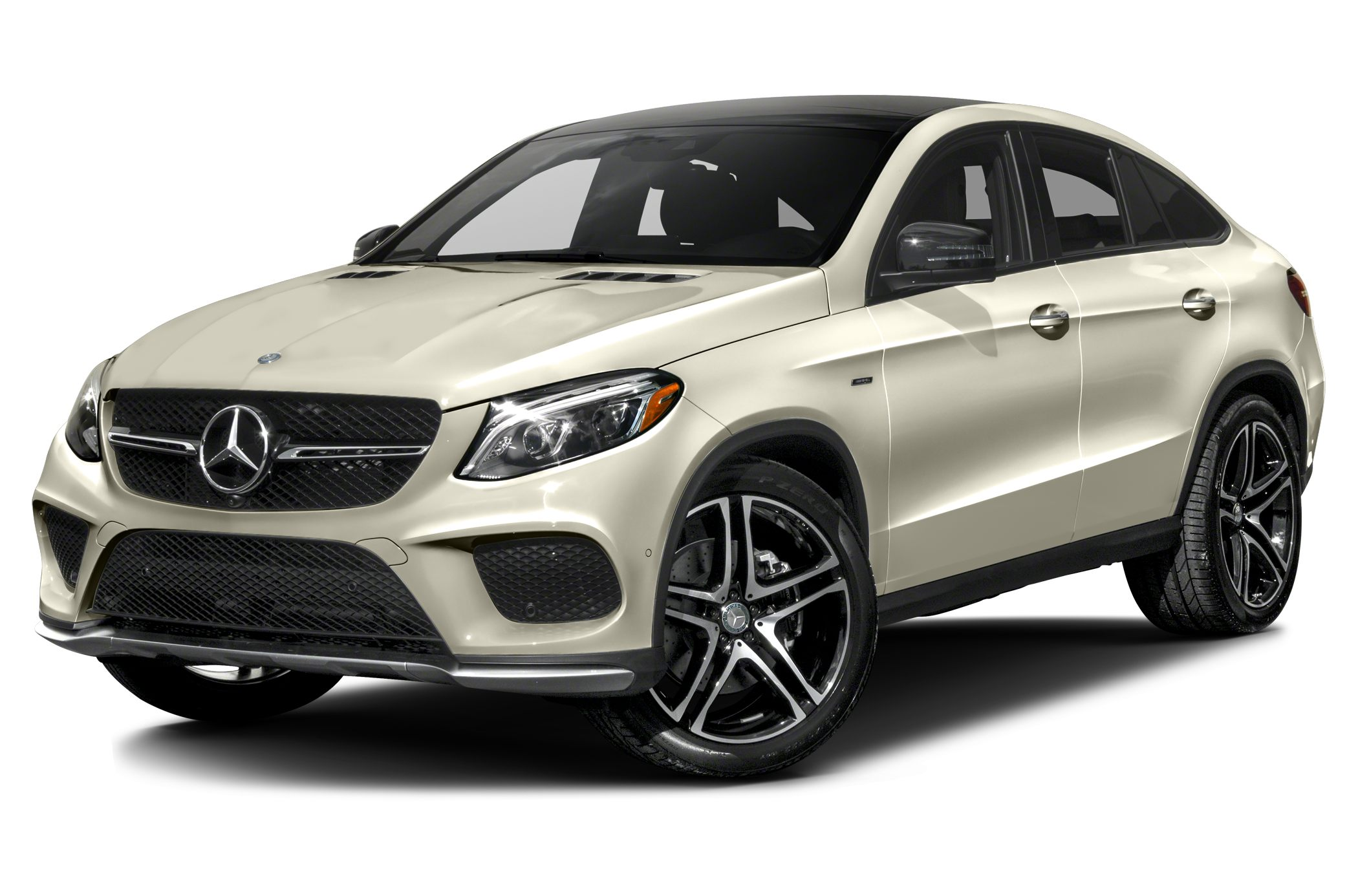 2016 Mercedes Benz GLE Class Base GLE 450 AMG Coupe 4dr All wheel