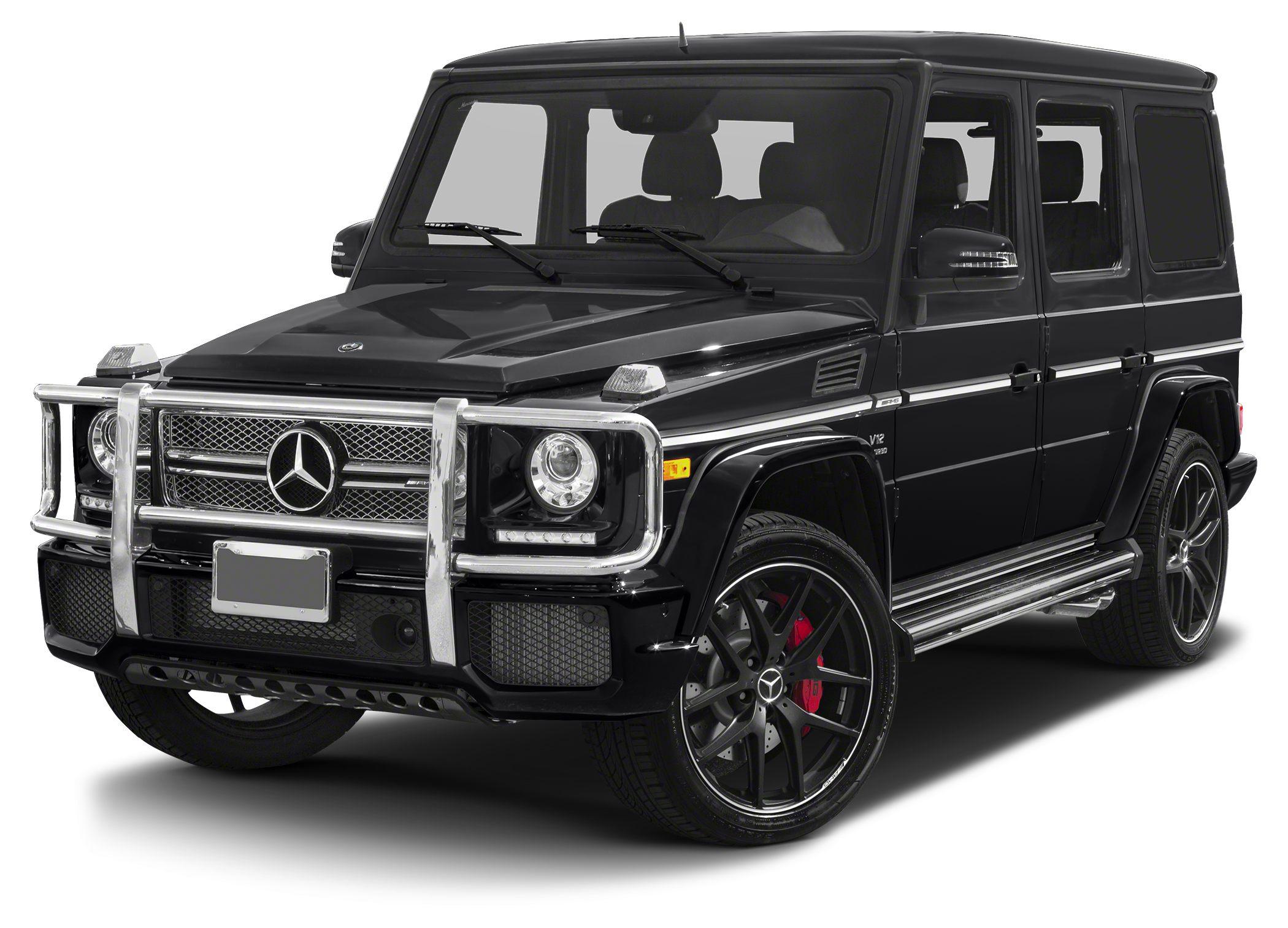 2017Mercedes-BenzAMG G 65