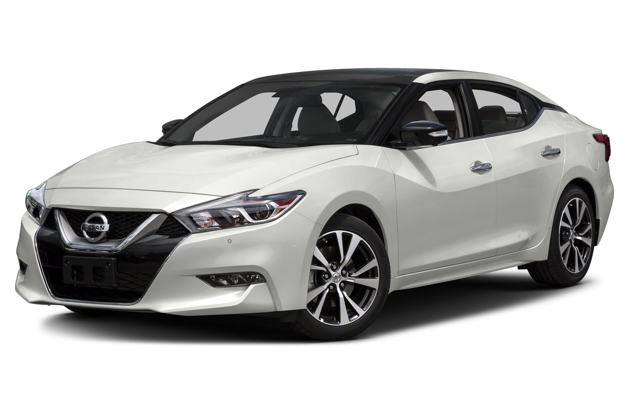2017 Nissan Maxima Photos
