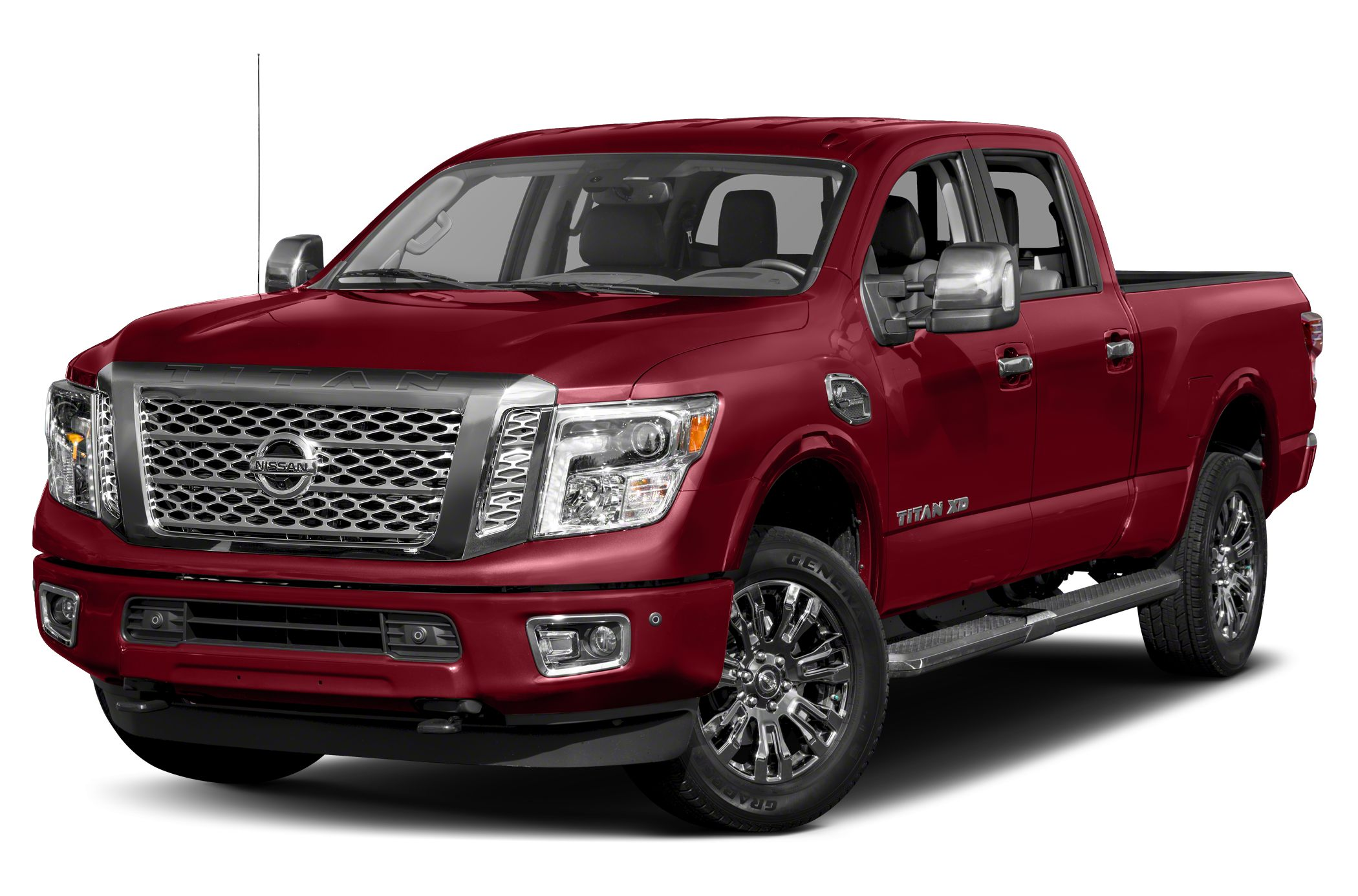 2016 Nissan Titan Xd Platinum Reserve Diesel 4dr 4x4 Crew Cab 151 6 In Wb Pictures