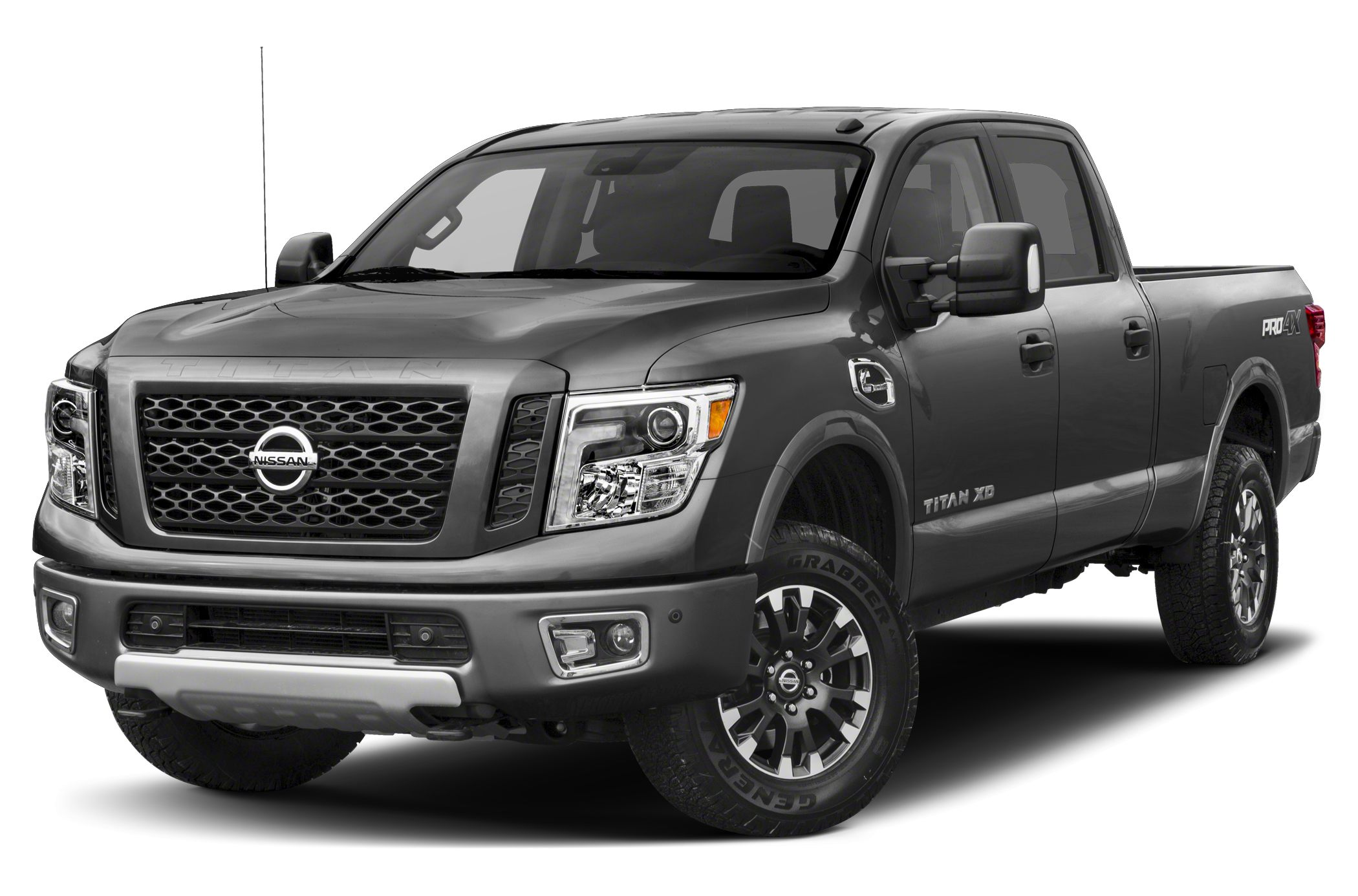 2016 Nissan Titan Xd Pro 4x Diesel 4dr 4x4 Crew Cab 151 6 In Wb Specs And Prices