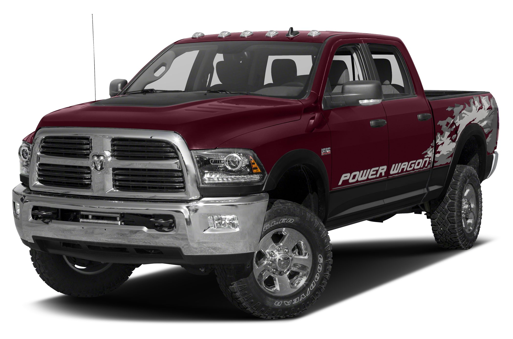 2015 RAM 2500 Power Wagon 4x4 Crew Cab 149 in WB Specs and Prices