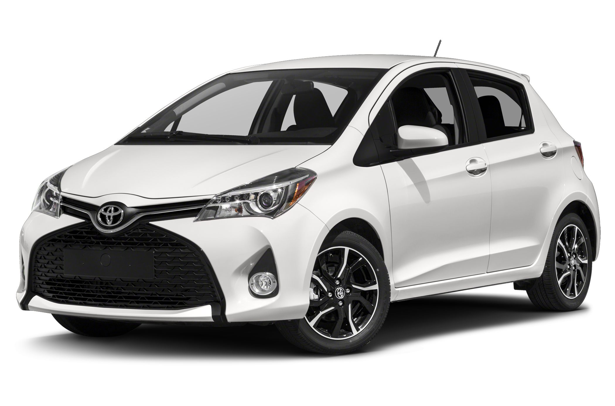 Se 5dr Liftback 2017 Toyota Yaris Photos
