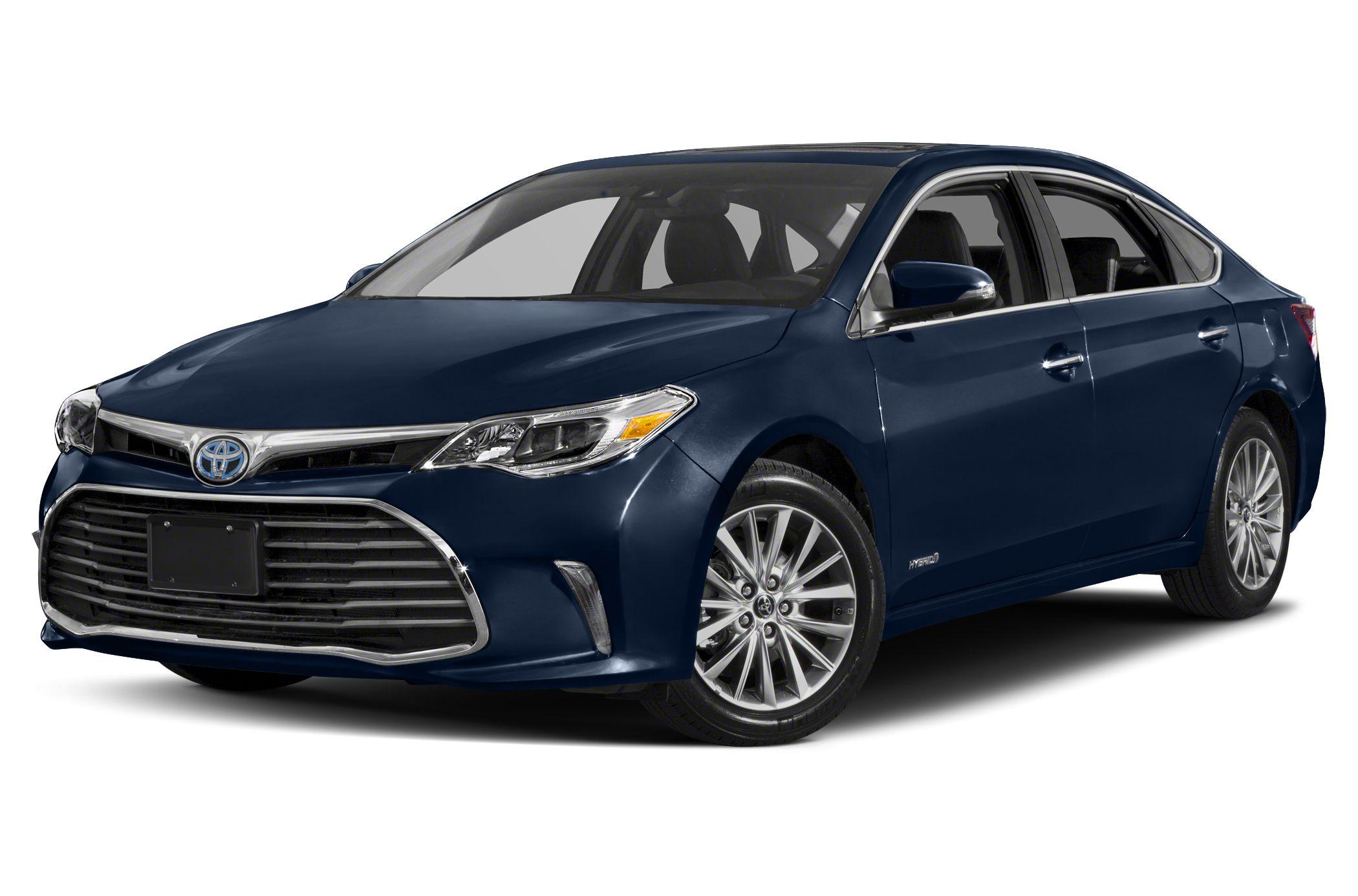 Limited 4dr Sedan 2017 Toyota Avalon Hybrid Photos