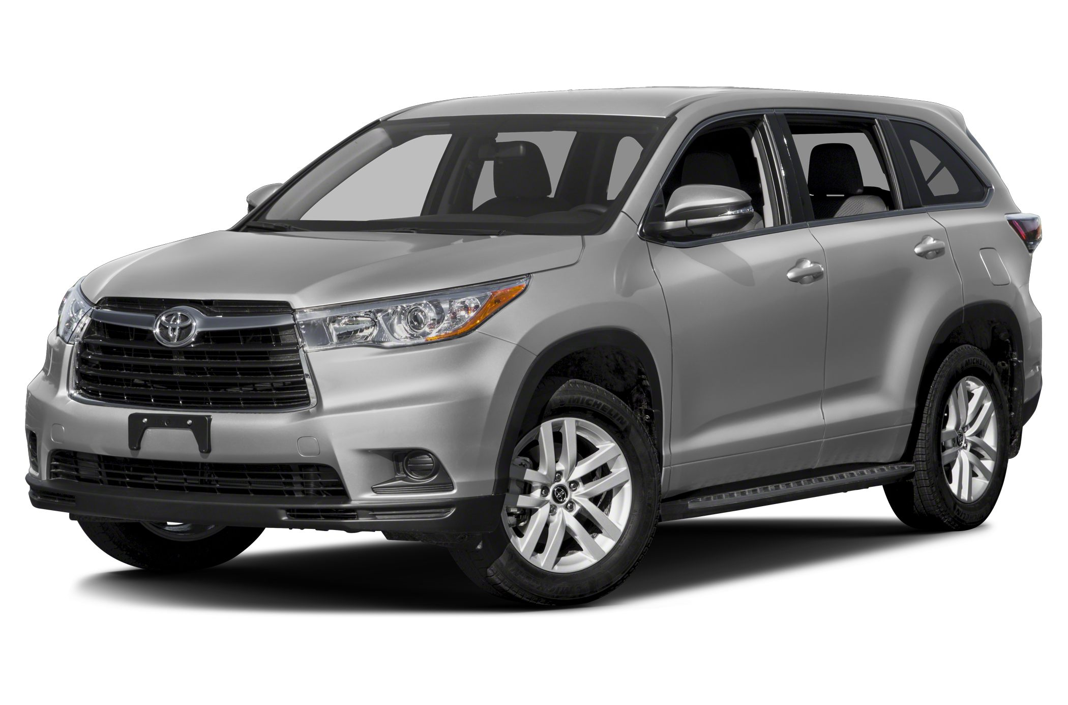 Le V6 4dr All Wheel Drive 2016 Toyota Highlander Photos