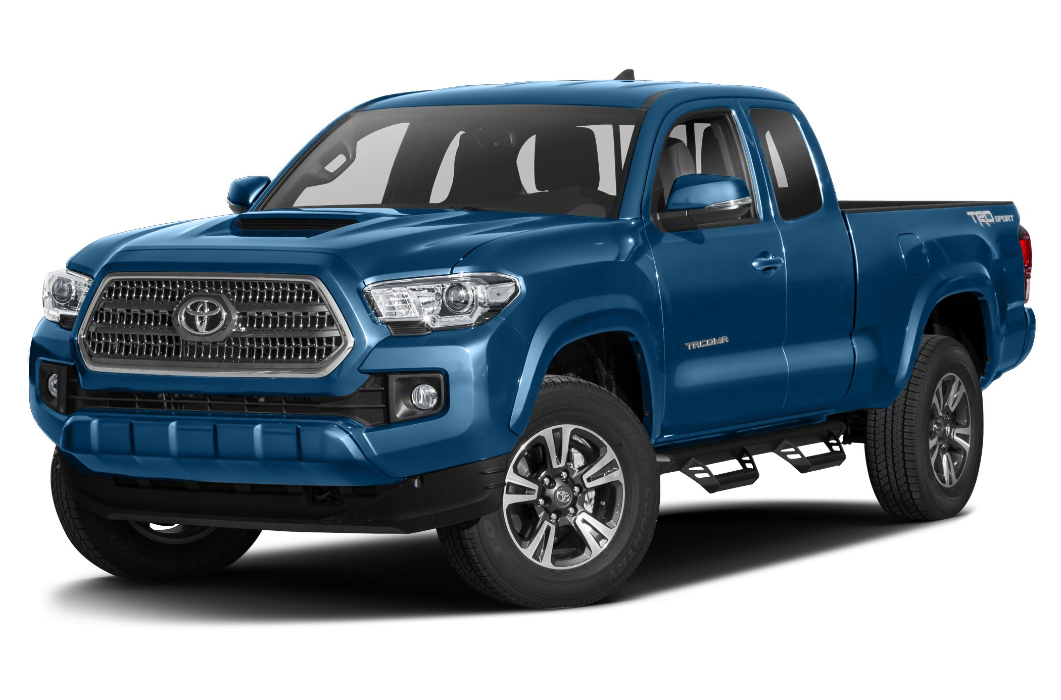 2017 Toyota Tacoma TRD Sport V6 4x4 Access Cab 127.4 in. WB