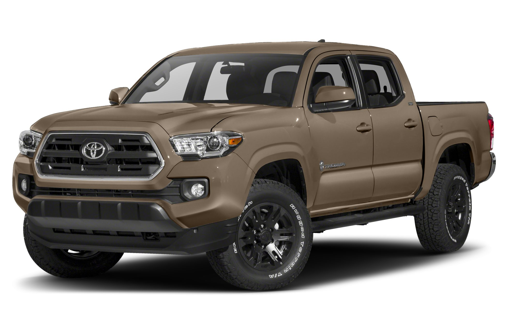 2017 Toyota Tacoma SR5 V6 4x4 Double Cab 140.6 in. WB