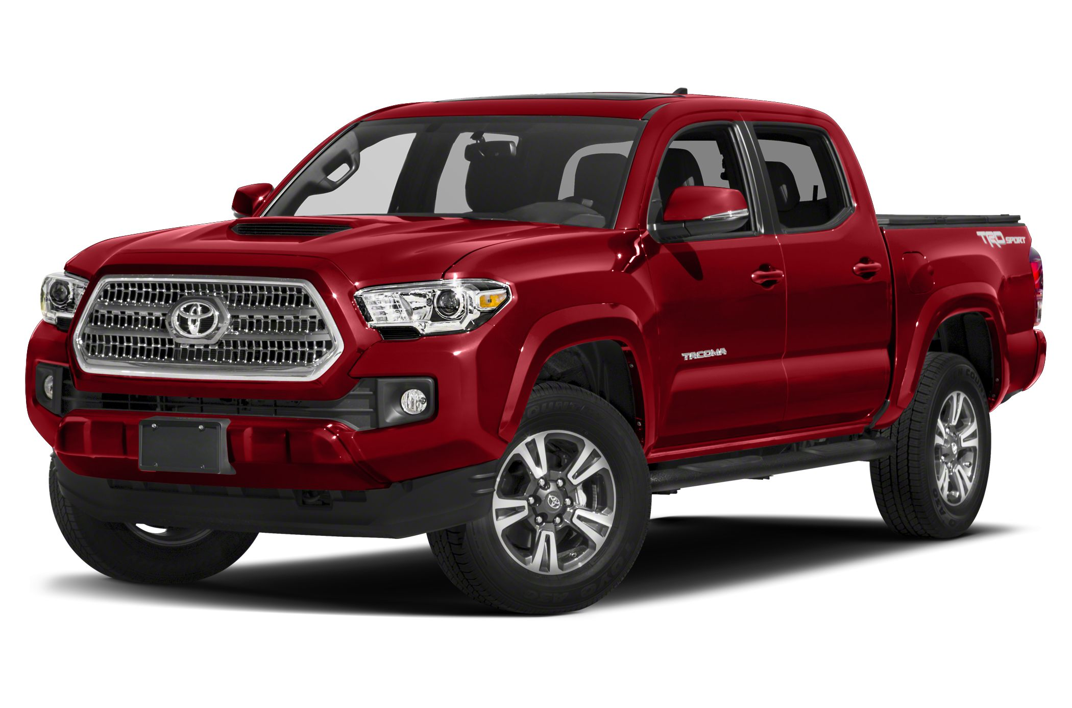 2017 Toyota Tacoma TRD Sport V6 4x4 Double Cab 140.6 in. WB