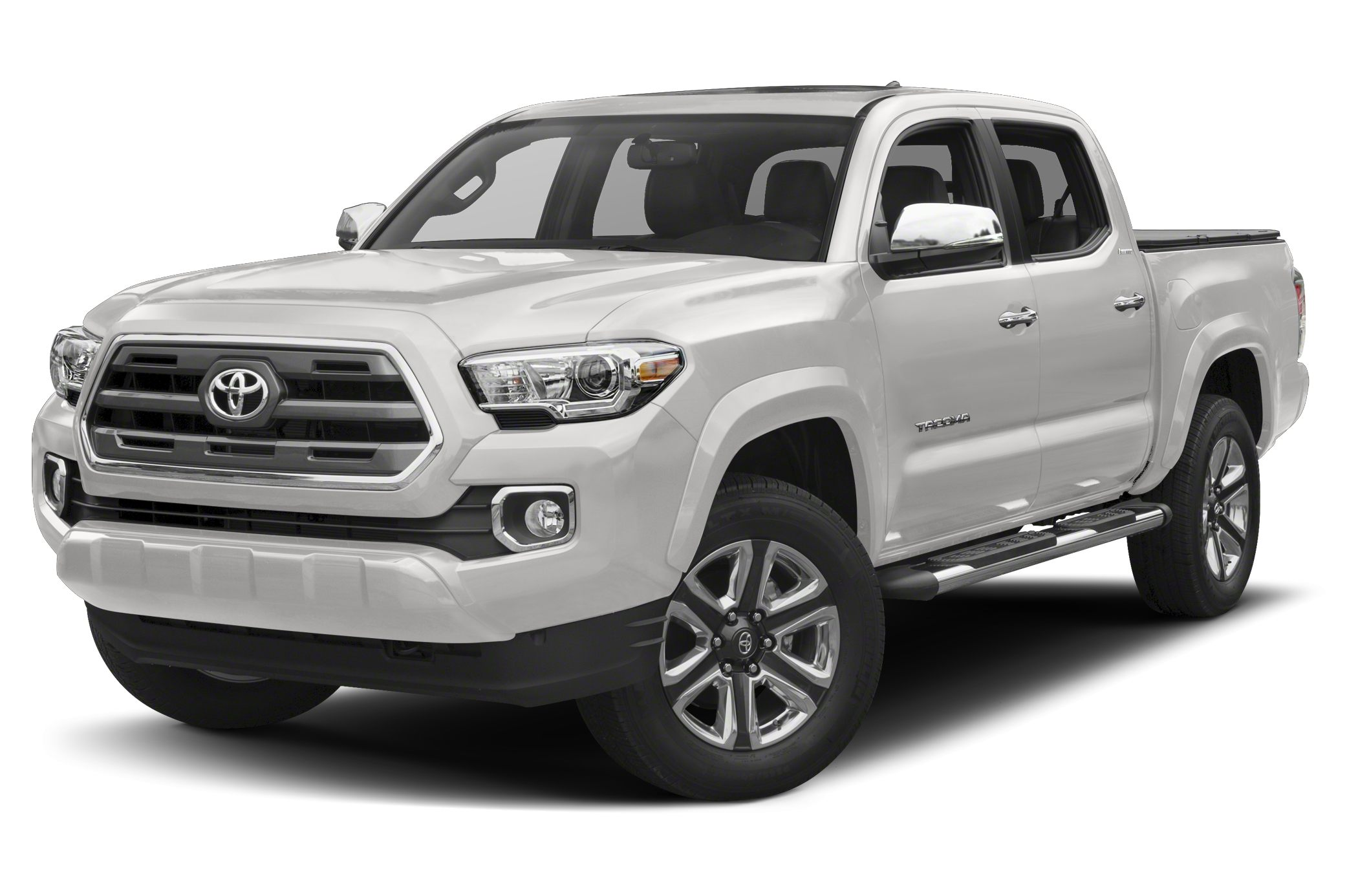 2017 Toyota Tacoma Limited V6 4x2 Double Cab 127 4 In Wb Specs And Prices