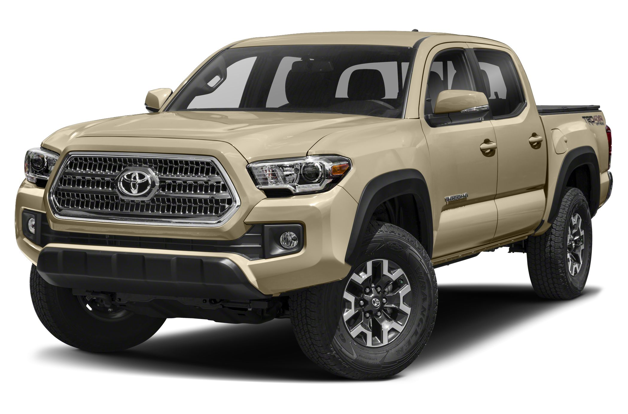 2017 Toyota Tacoma TRD Off Road V6 4x4 Double Cab 140.6 in. WB