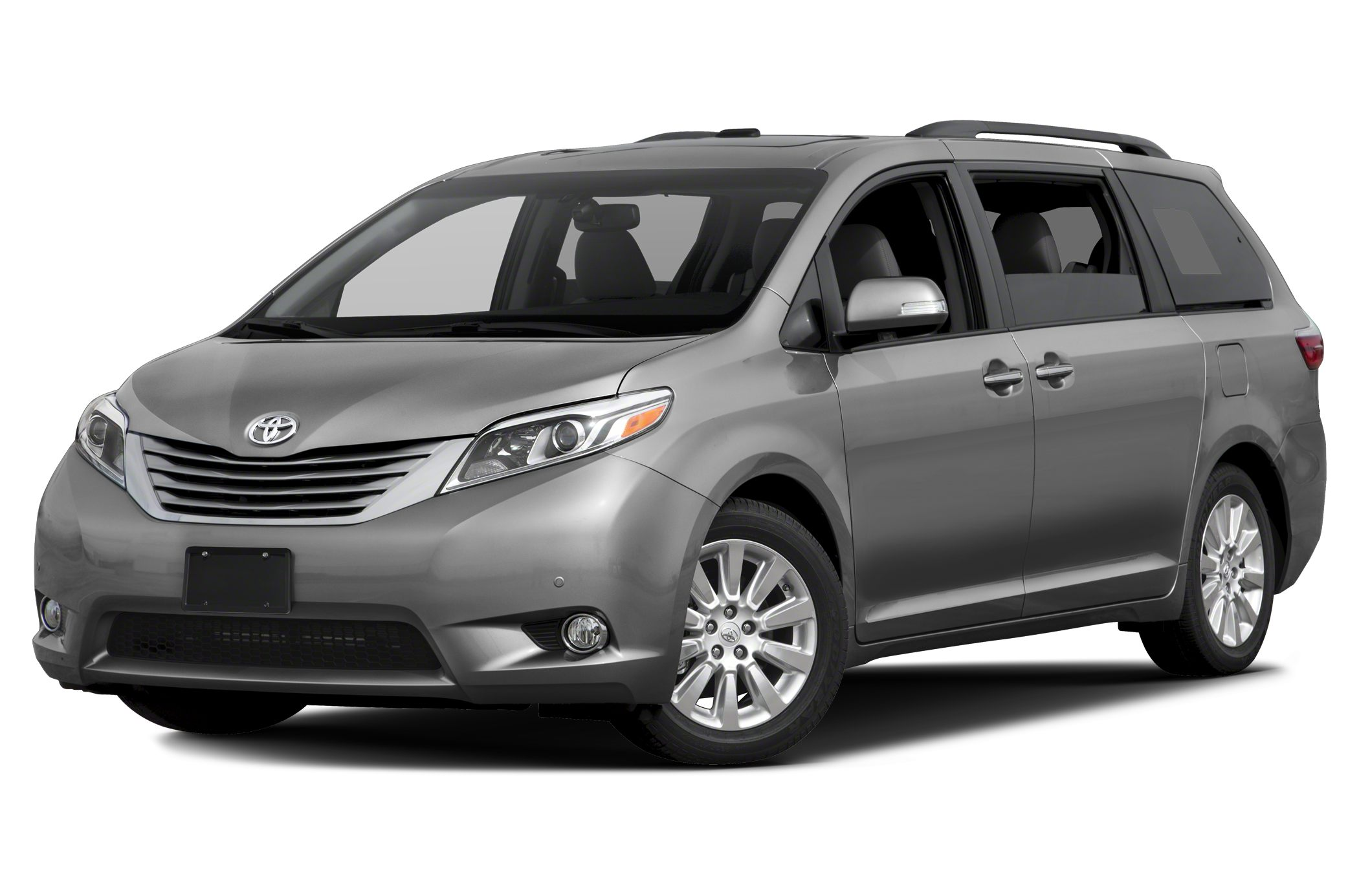 Limited Premium 7 Penger 4dr Front Wheel Drive Van 2017 Toyota Sienna Photos